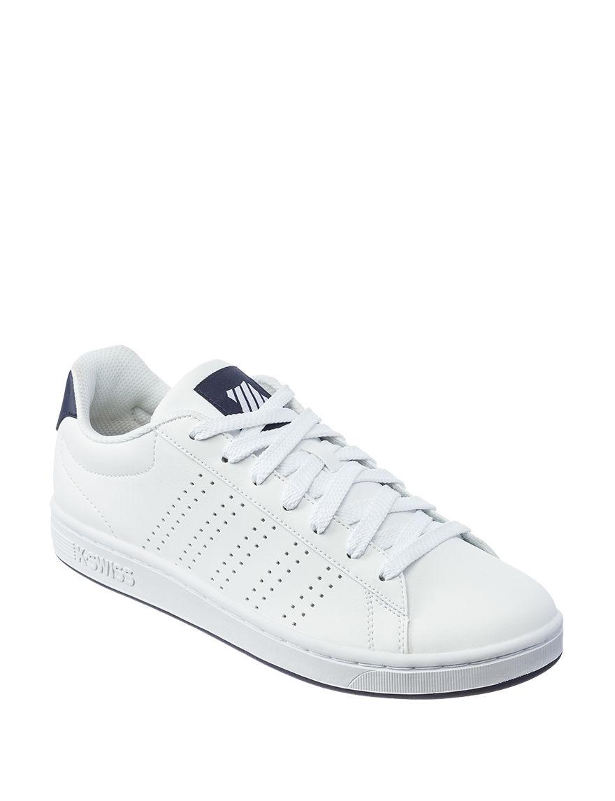 K-Swiss White