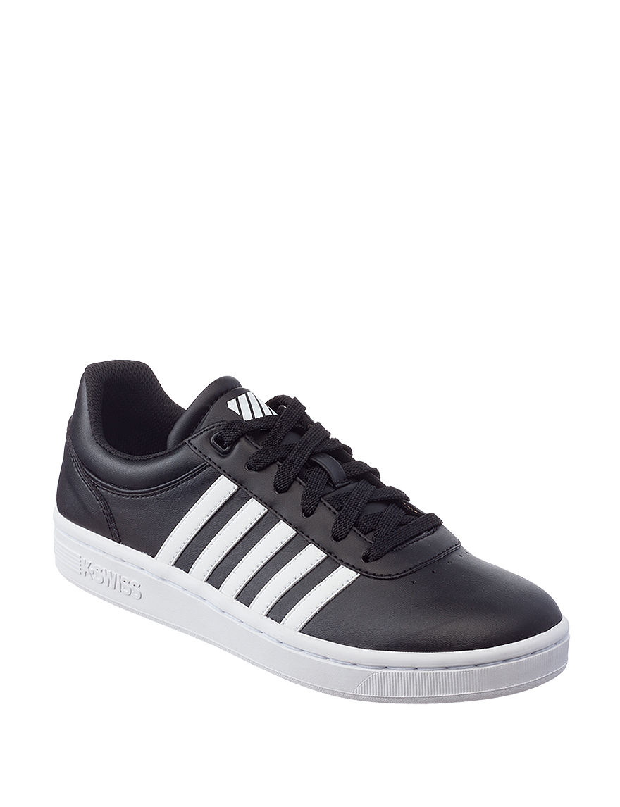 K-Swiss Black / White