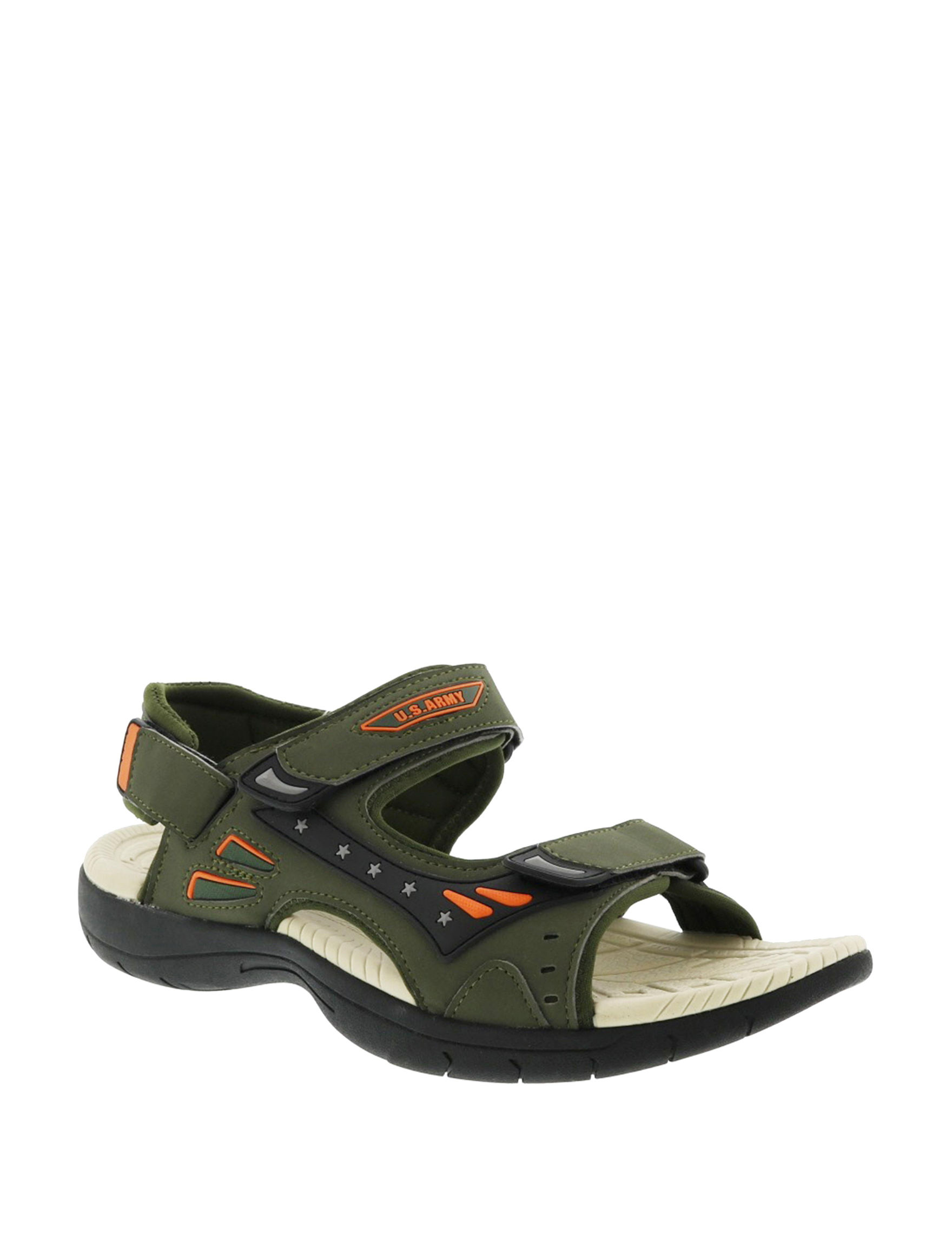 U.S. Army Olive Sport Sandals
