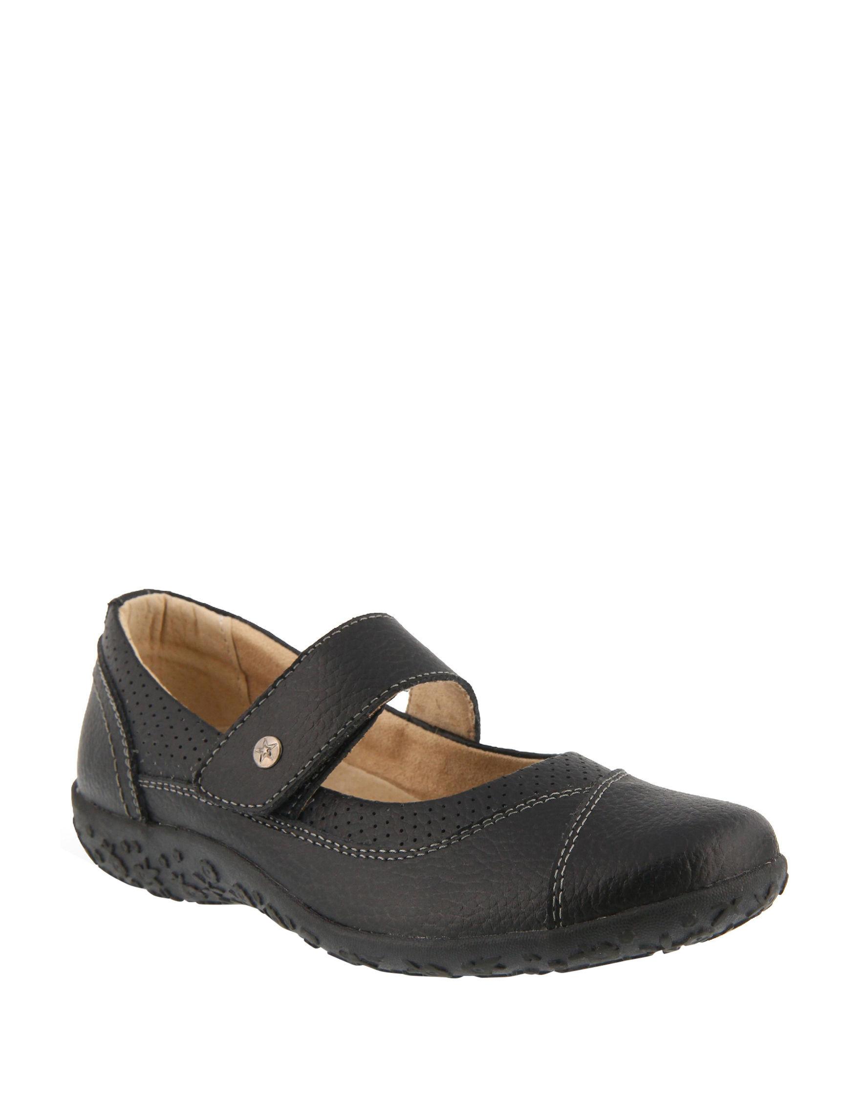 Spring Step Black Comfort