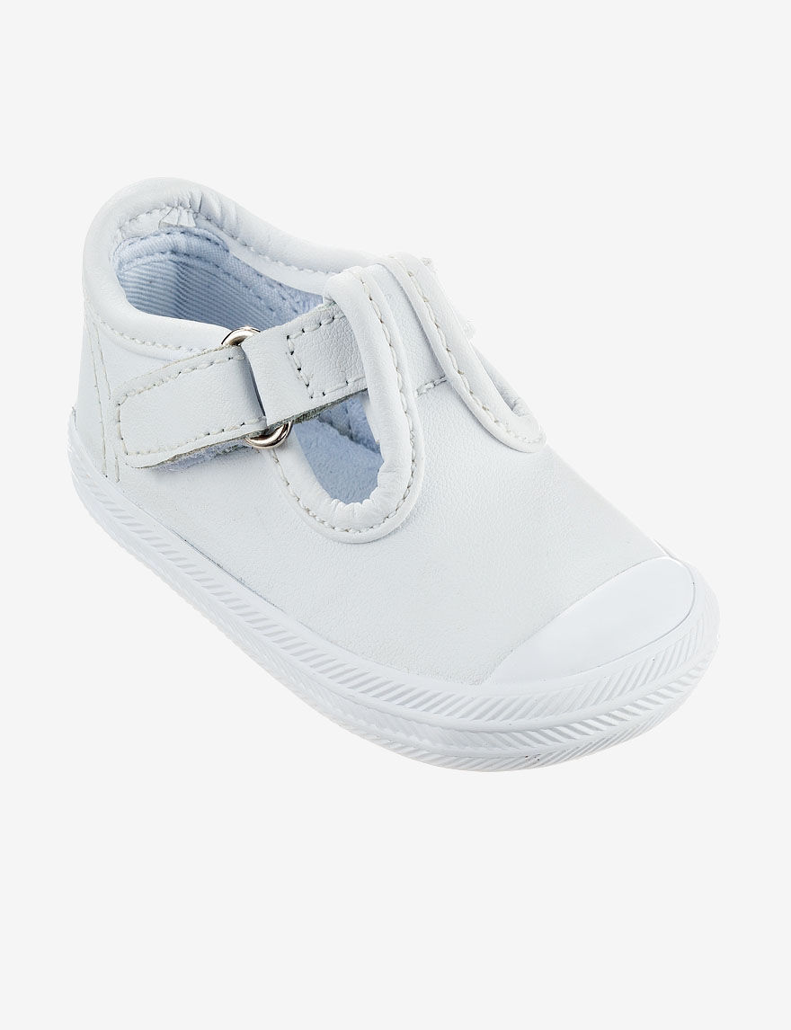c779831afa6 UPC 044214157150 product image for Keds T-strap Crib Shoes Baby 0-4 - UPC  044214157150 product image for Baby Girls Casual Shoe Champion Toe Cap ...