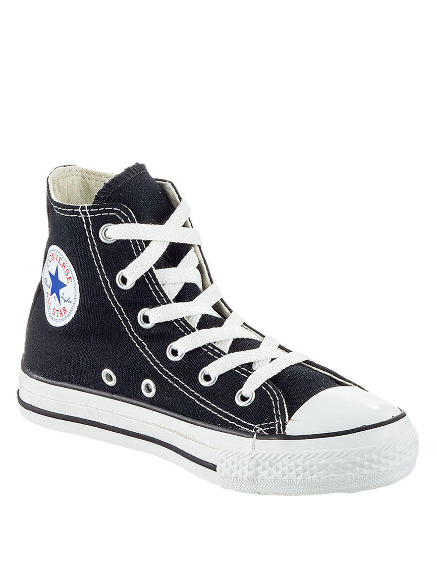 1737fac9bc617b Converse® Chuck Taylor All Star Mid Oxford Shoes – Boys 11-3. Converse Black