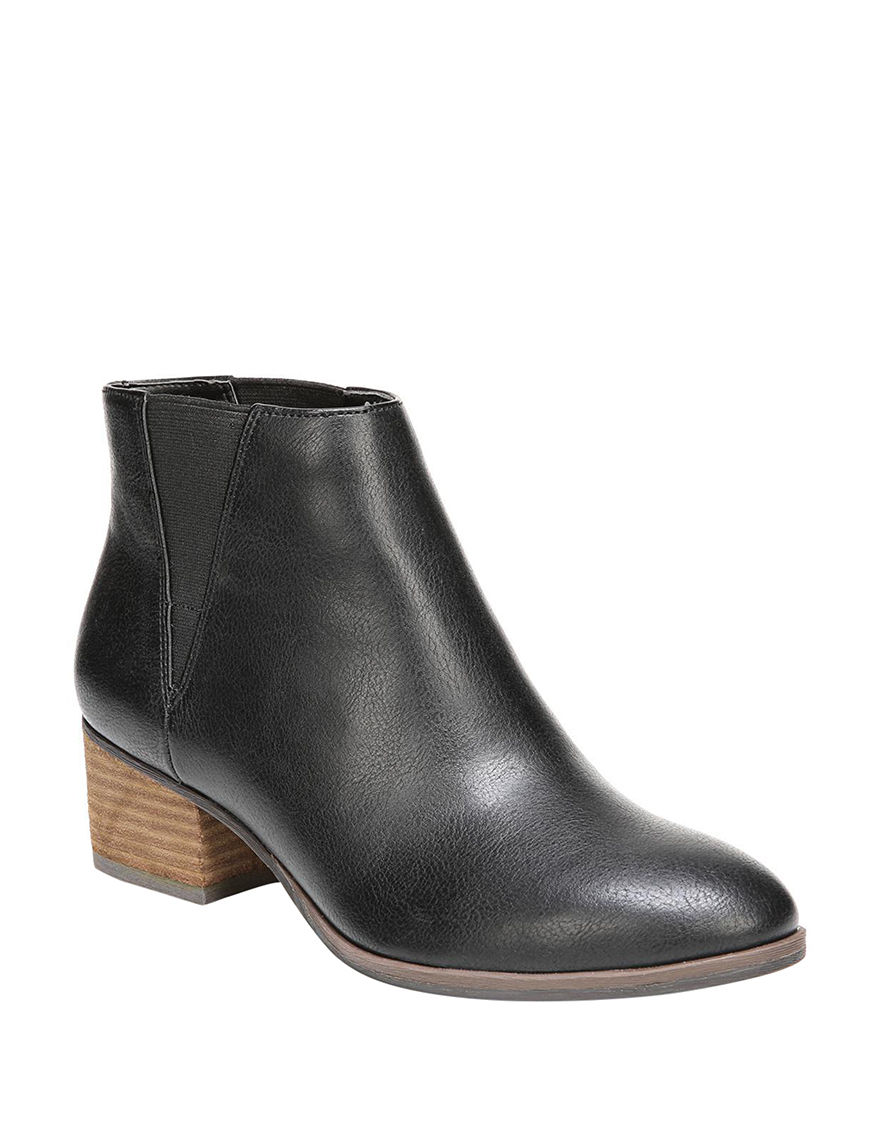 Dr. Scholl's Black Ankle Boots & Booties
