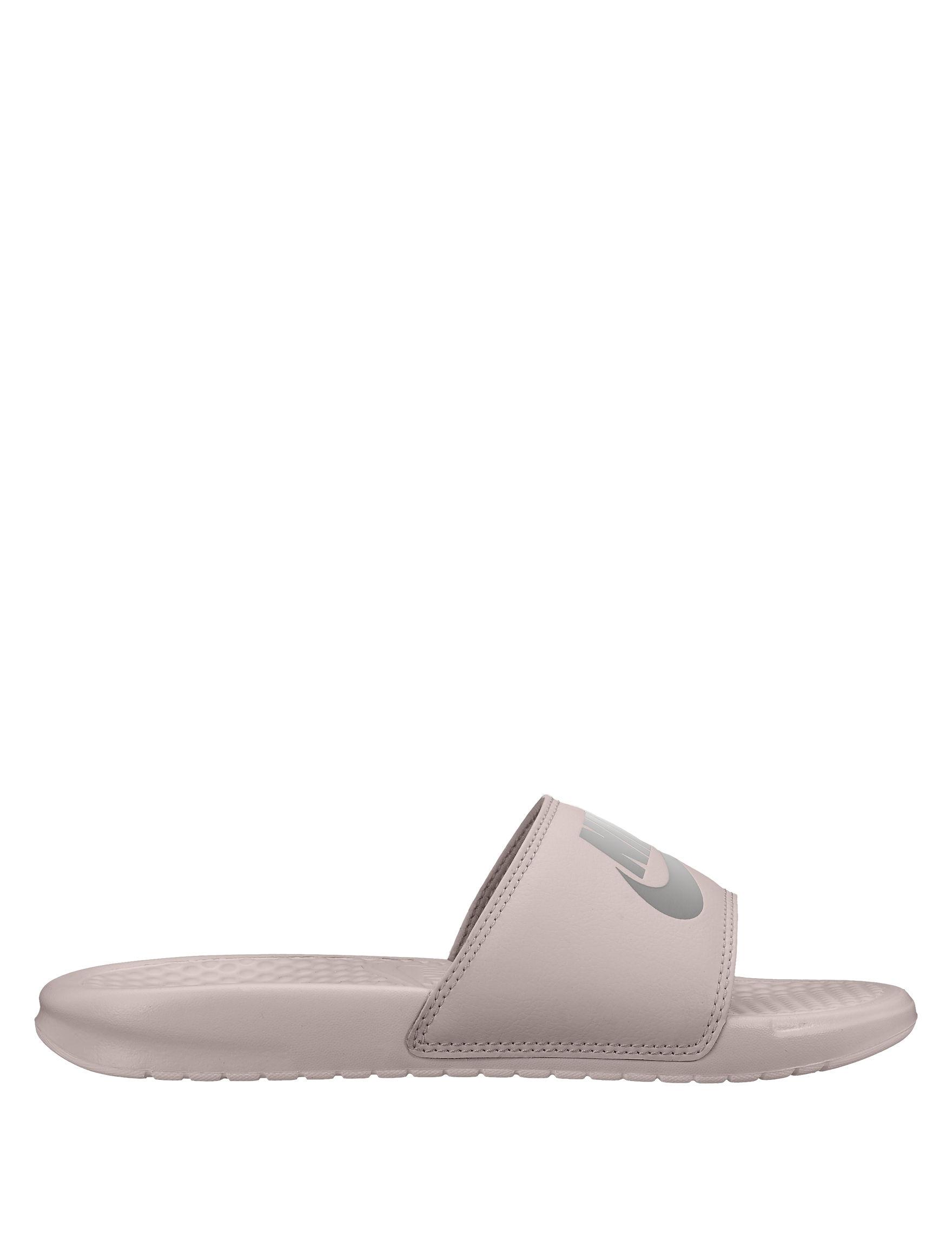 Nike Pink Comfort Shoes Slide Sandals Sport Sandals
