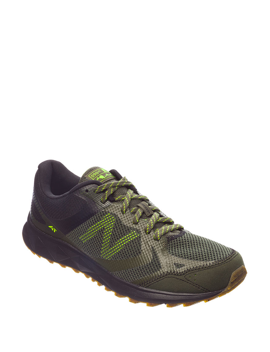 New Balance Green / Black
