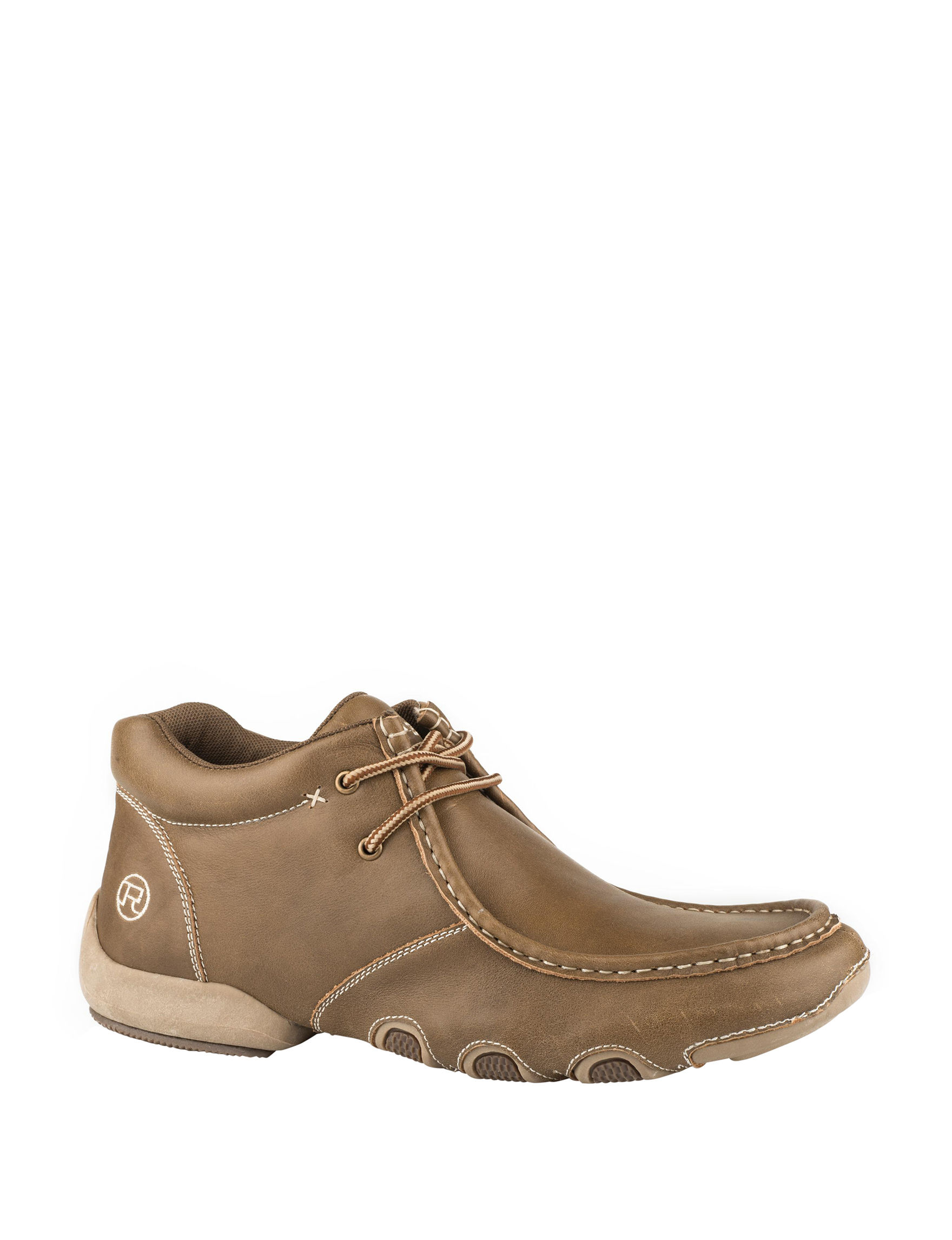 Roper Brown Chukka Boots