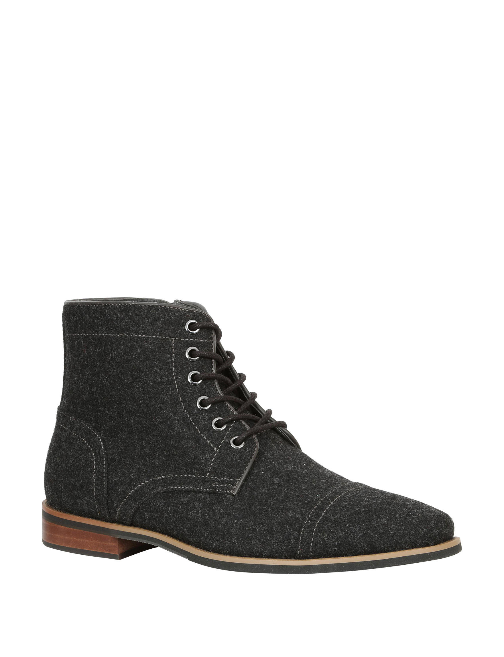 Giorgio Brutini Dark Grey Winter Boots