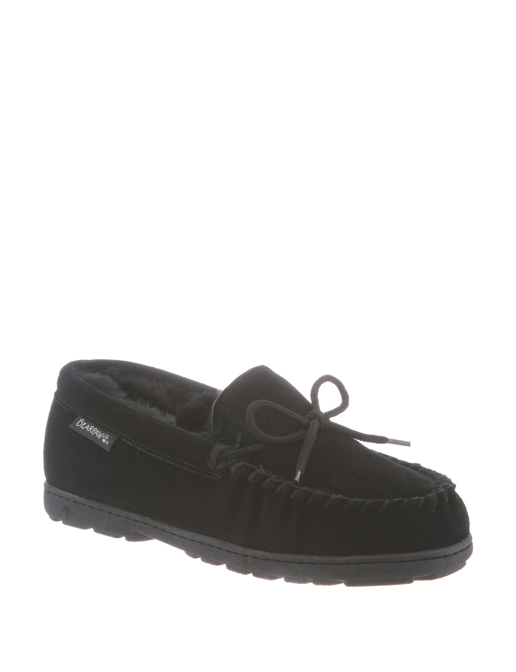 Bearpaw Black Slipper Shoes