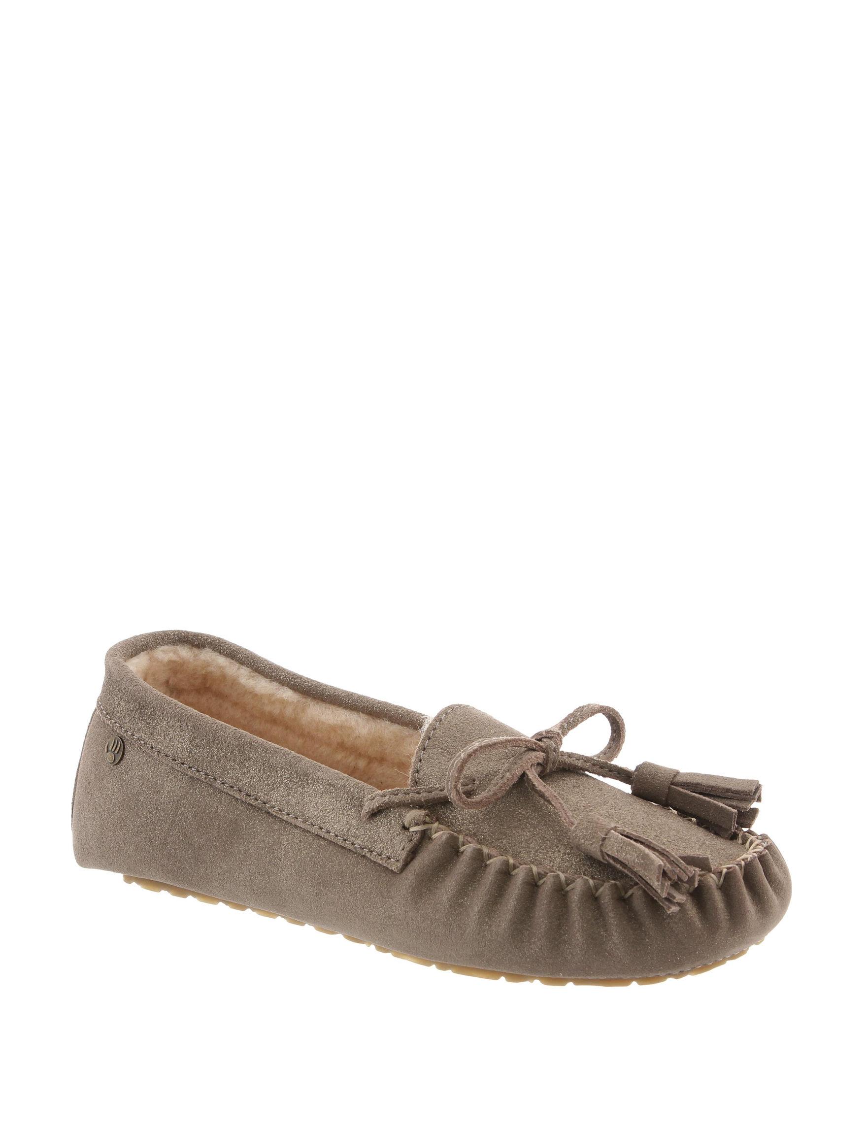 Bearpaw Beige Slipper Shoes