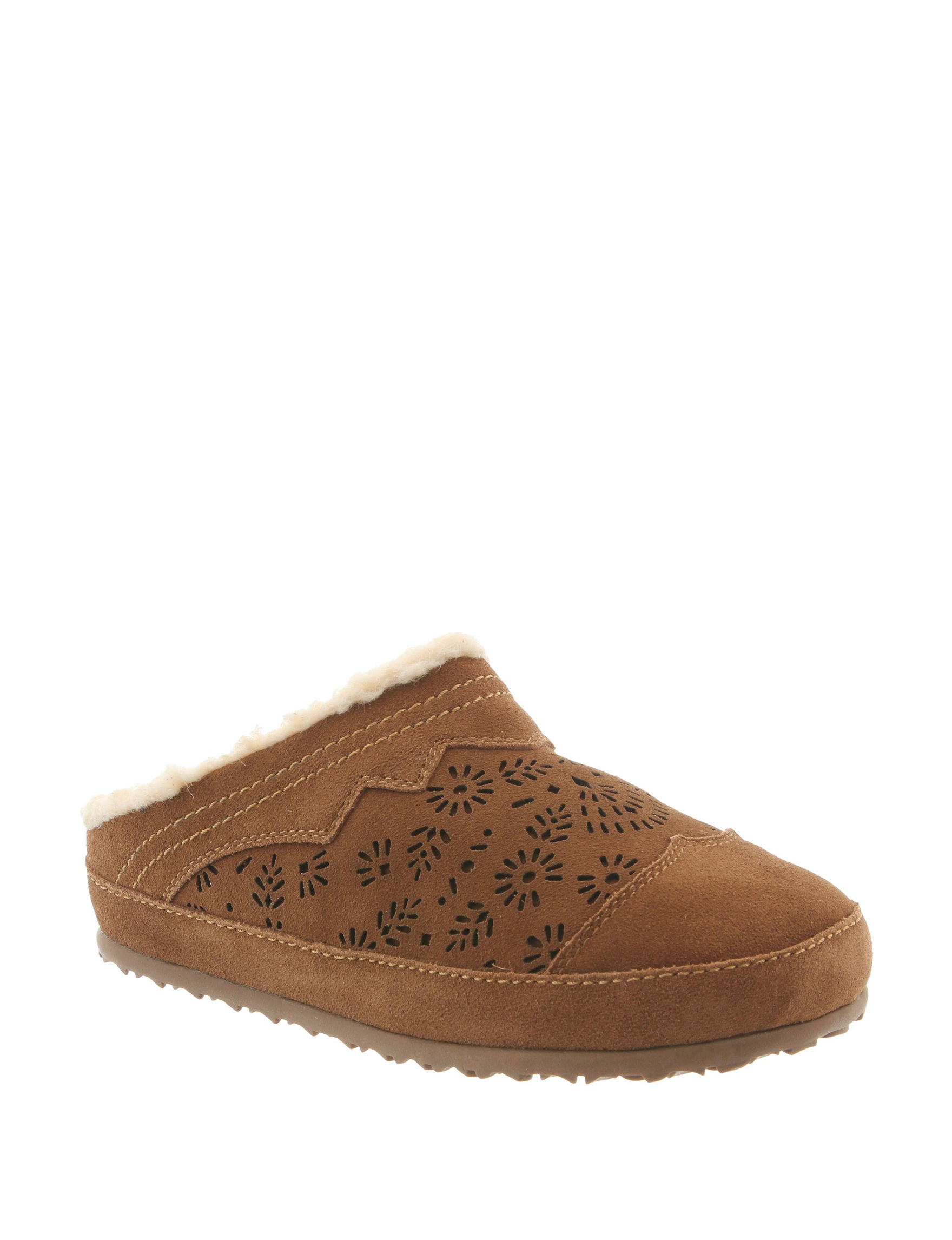 Bearpaw Brown Slipper Shoes