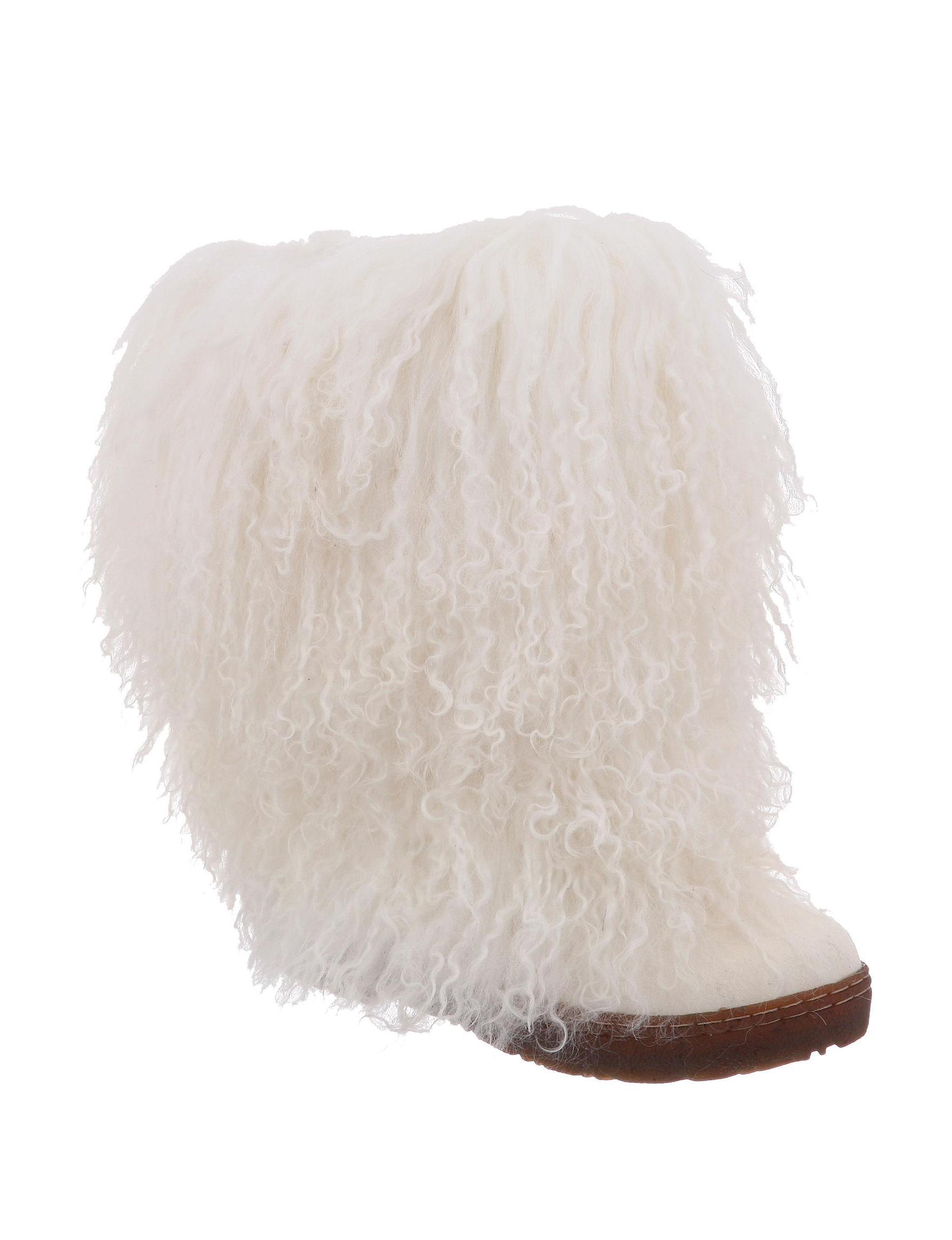 Bearpaw White