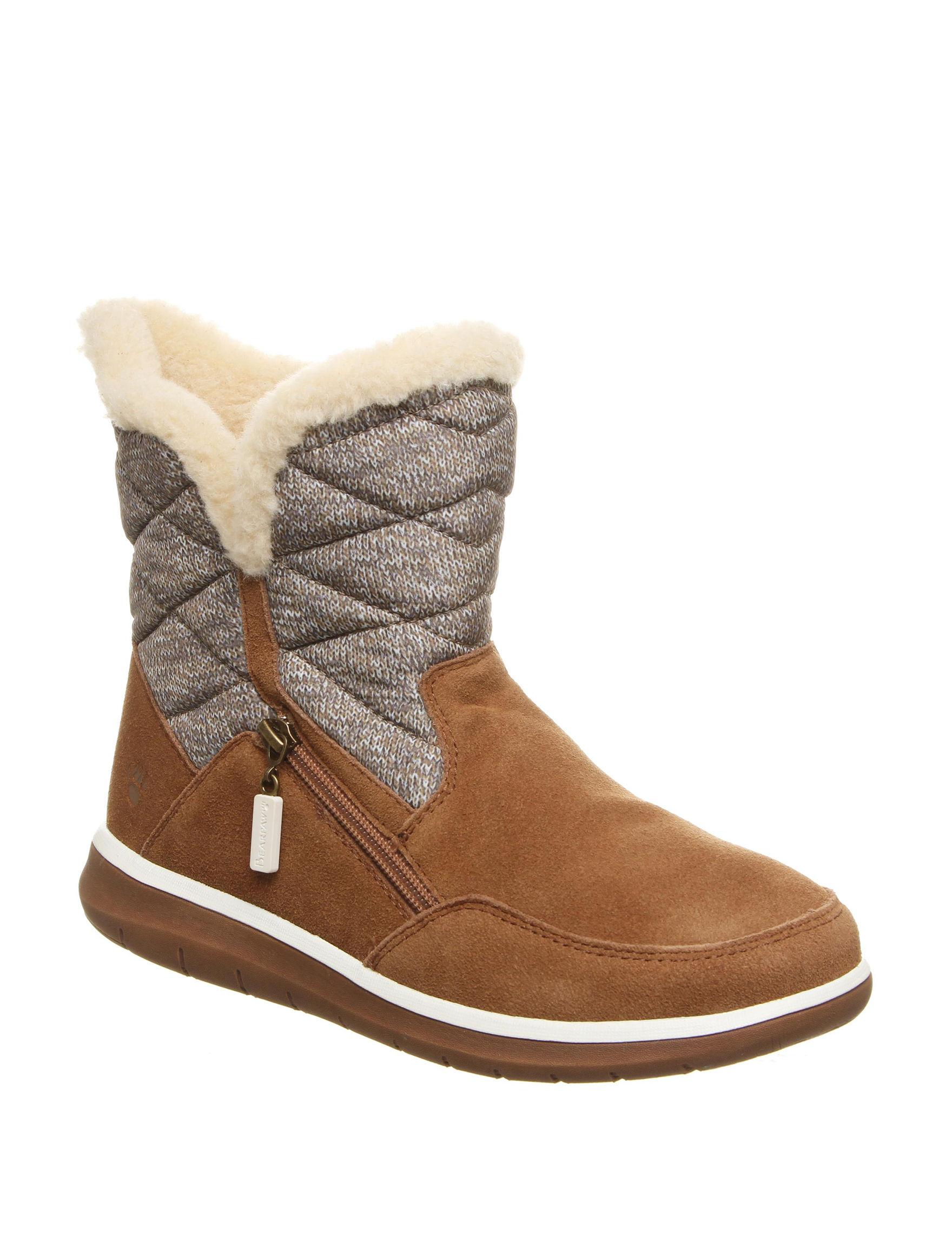 Bearpaw Brown Winter Boots