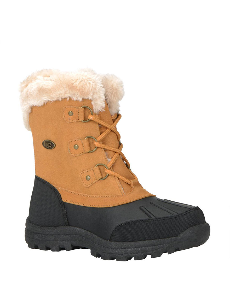 Lugz Light Brown Winter Boots