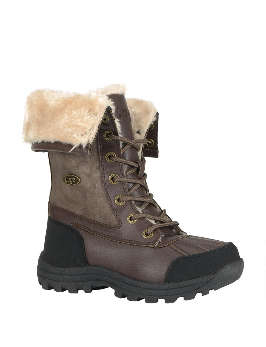 Lugz Brown Winter Boots