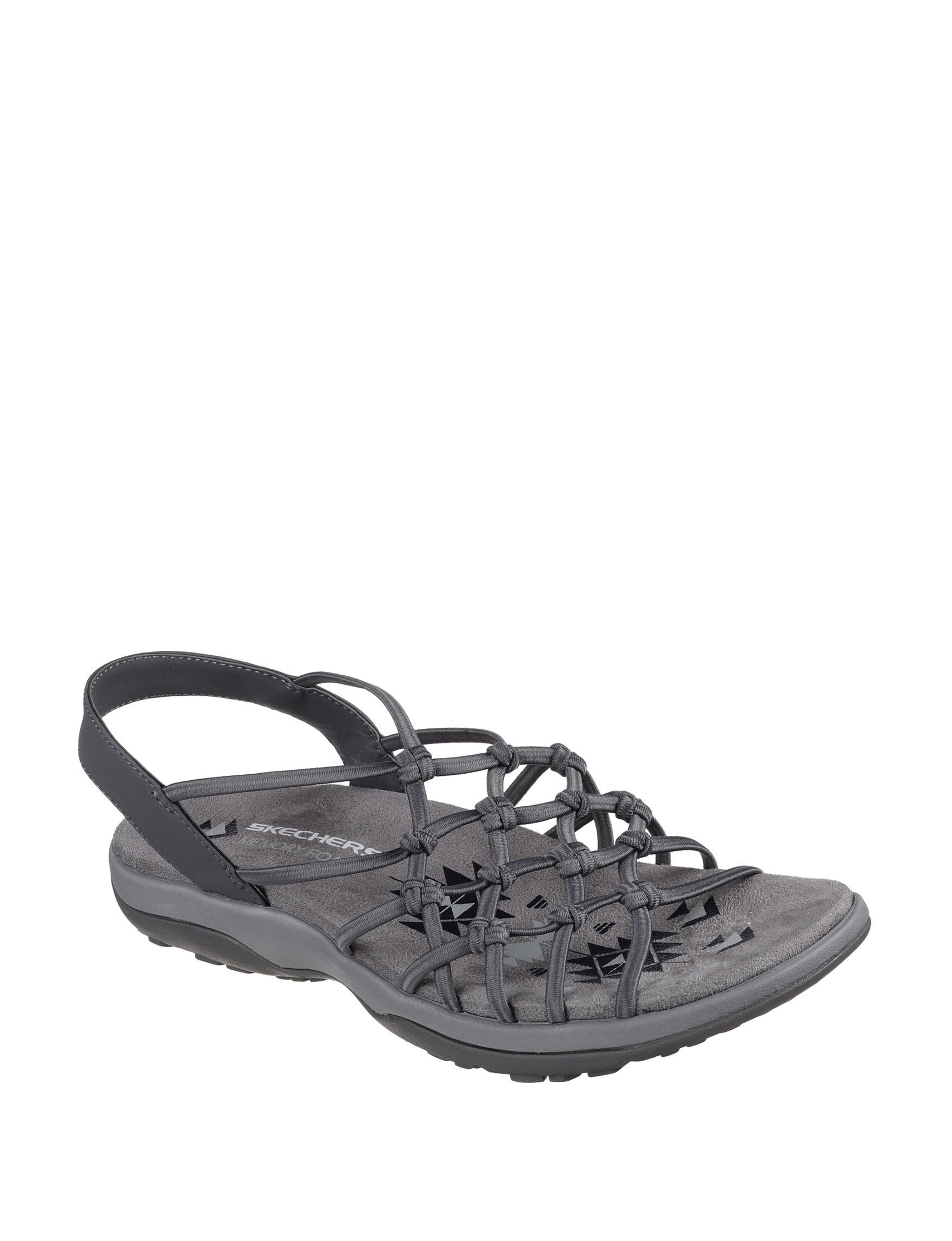 c630cce813ad Skechers Women s Reggae Slim Forget Me Knot Sport Sandals