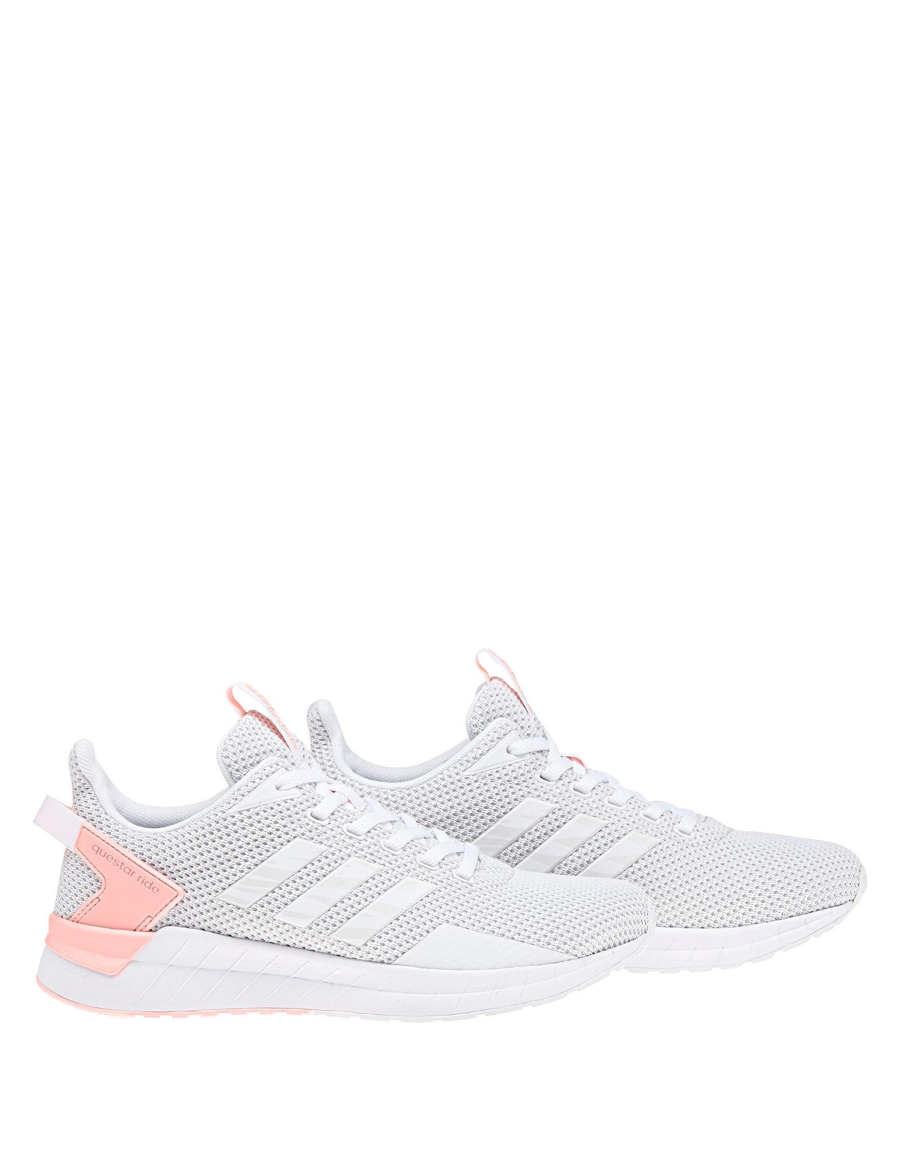Adidas White / Coral