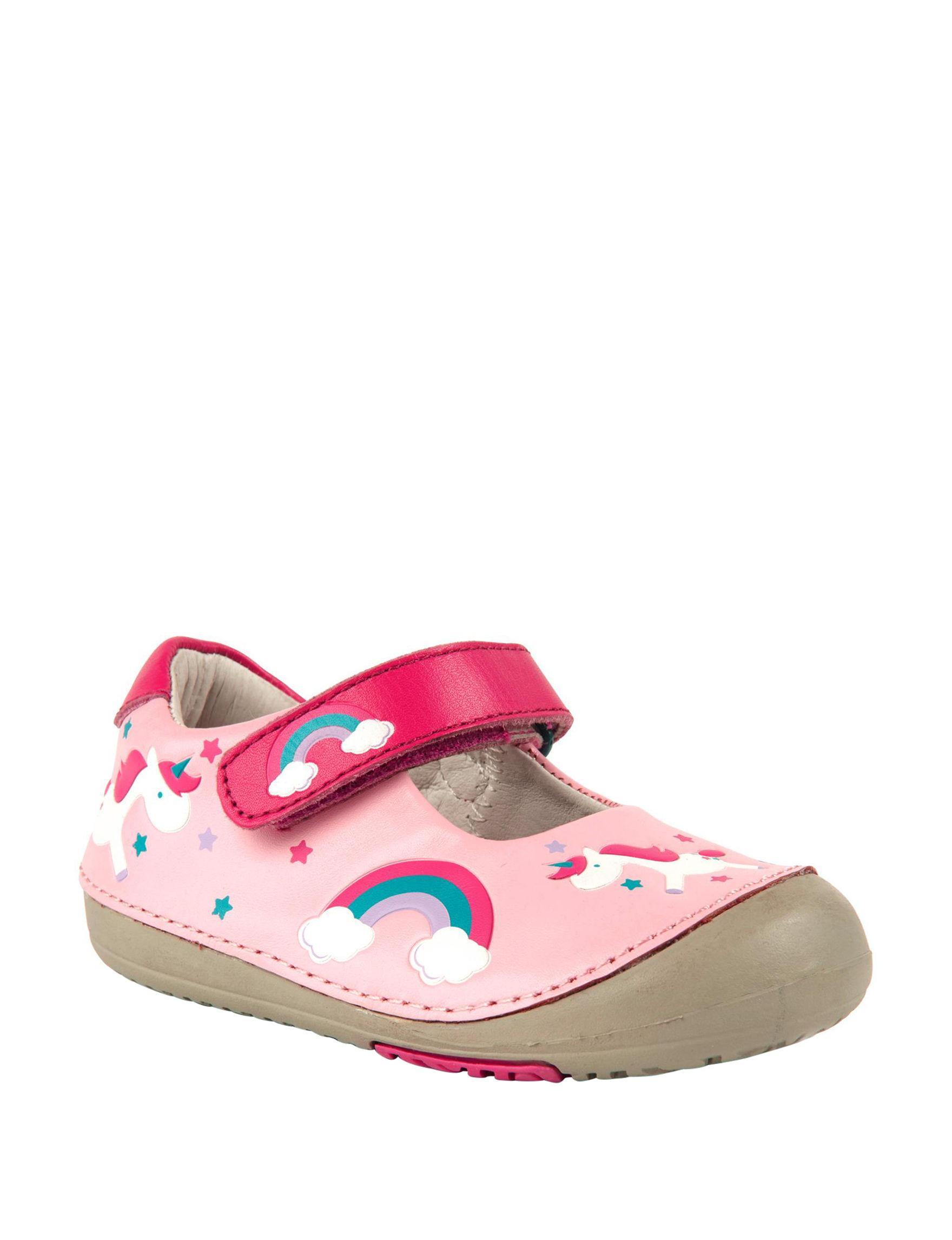 Momo Baby Rainbow Unicorn Shoes Toddler Girls 4 9