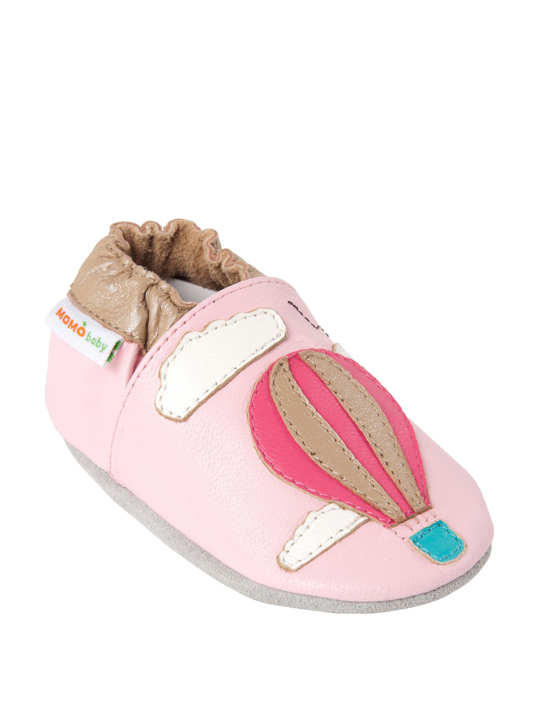 Momo Baby Away We Go Crib Shoes Baby 6 24 Mos