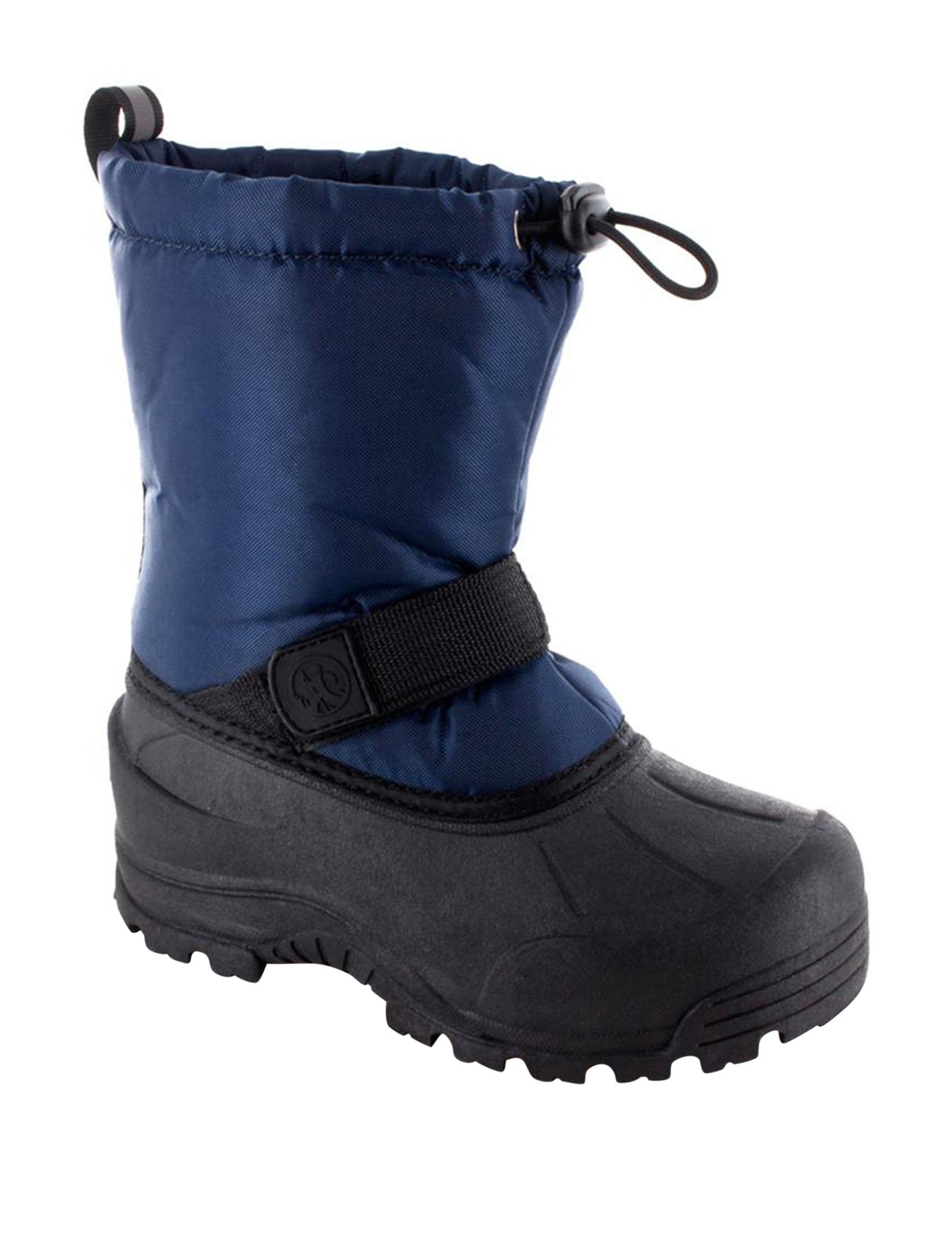 Northside Navy Winter Boots
