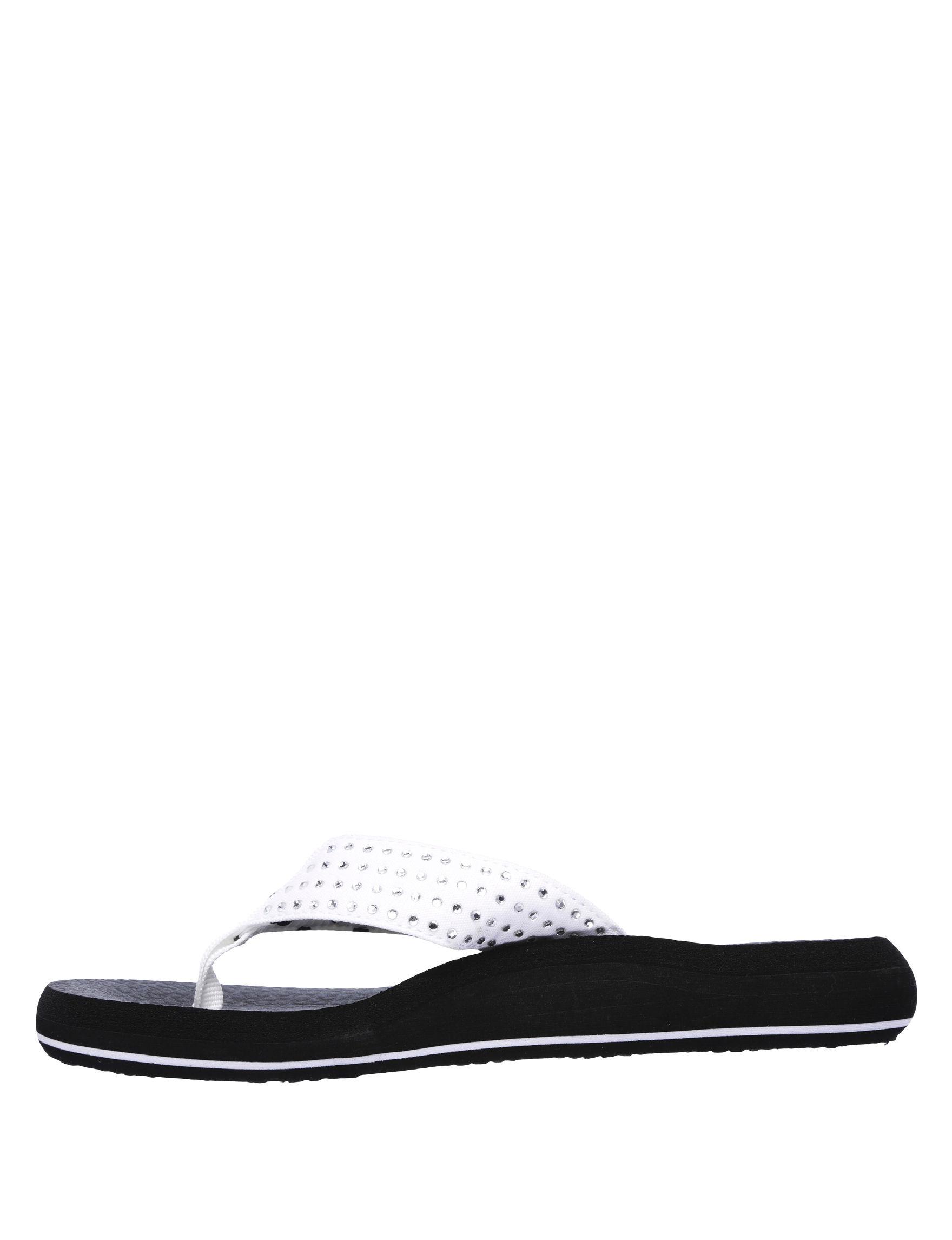 58873ebcce18 Skechers Asana New Age Flip Flops
