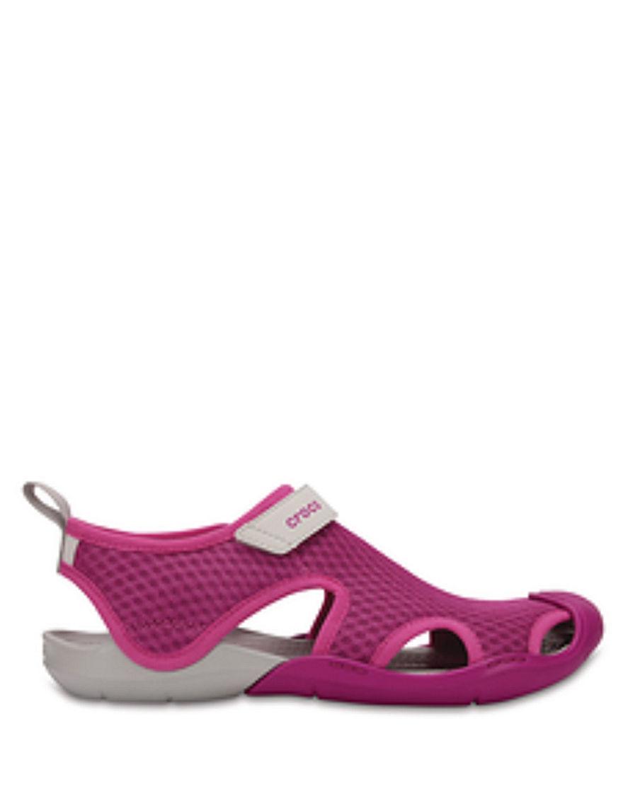 Crocs Violet Sport Sandals