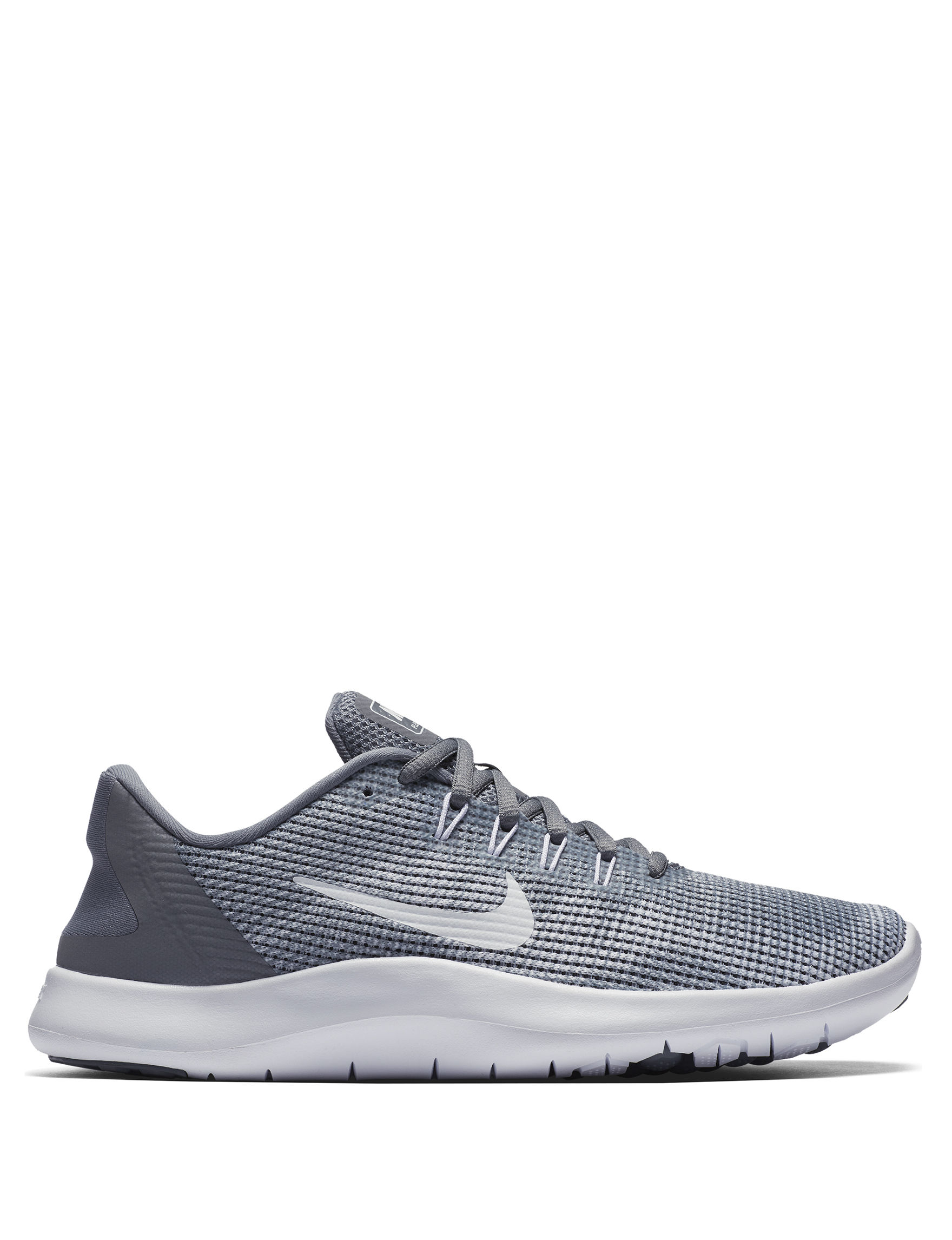 29246a8235c6 Nike Women s Flex RN 2018 Running Shoes - Grey - 7.5 - Nike