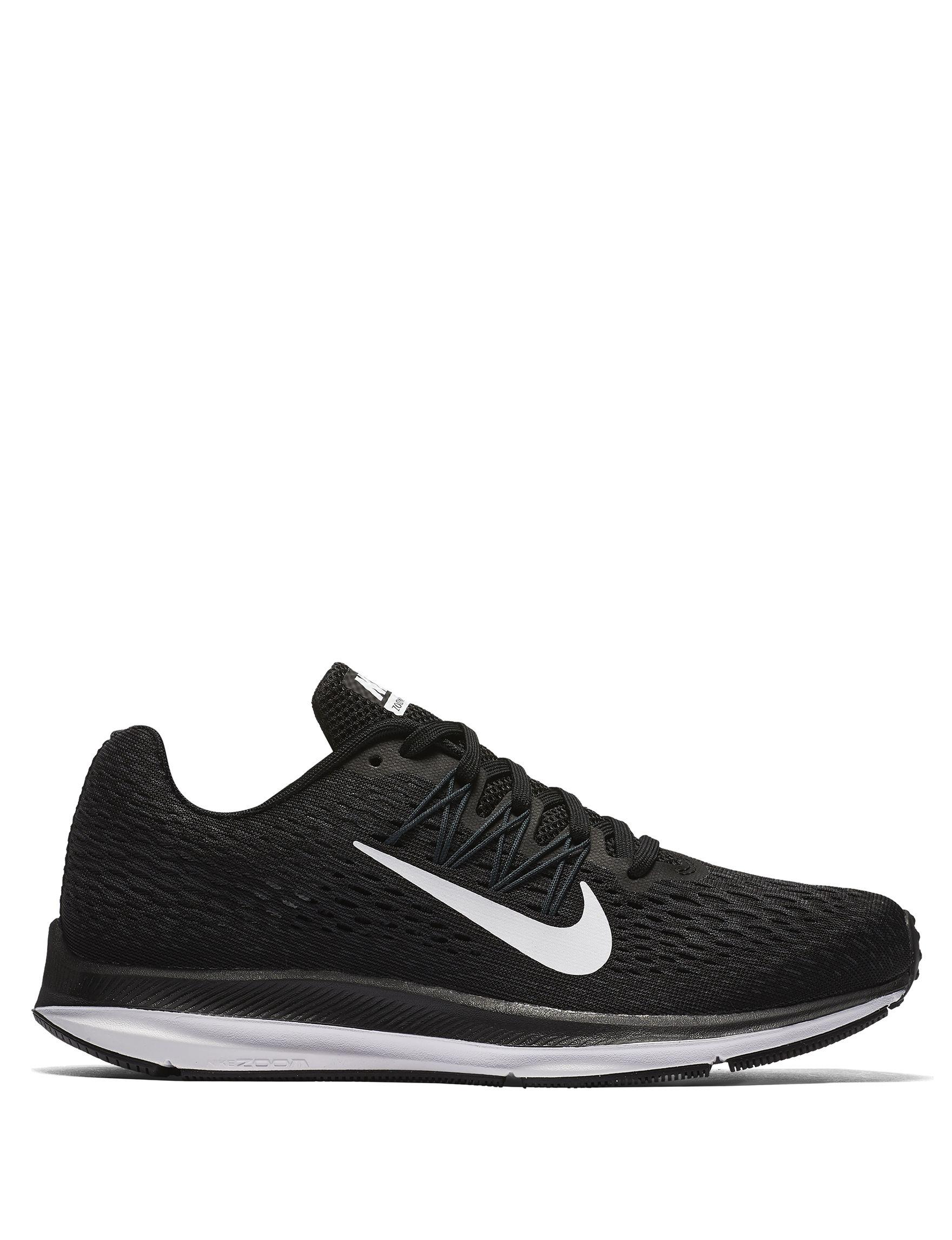 Nike Black White