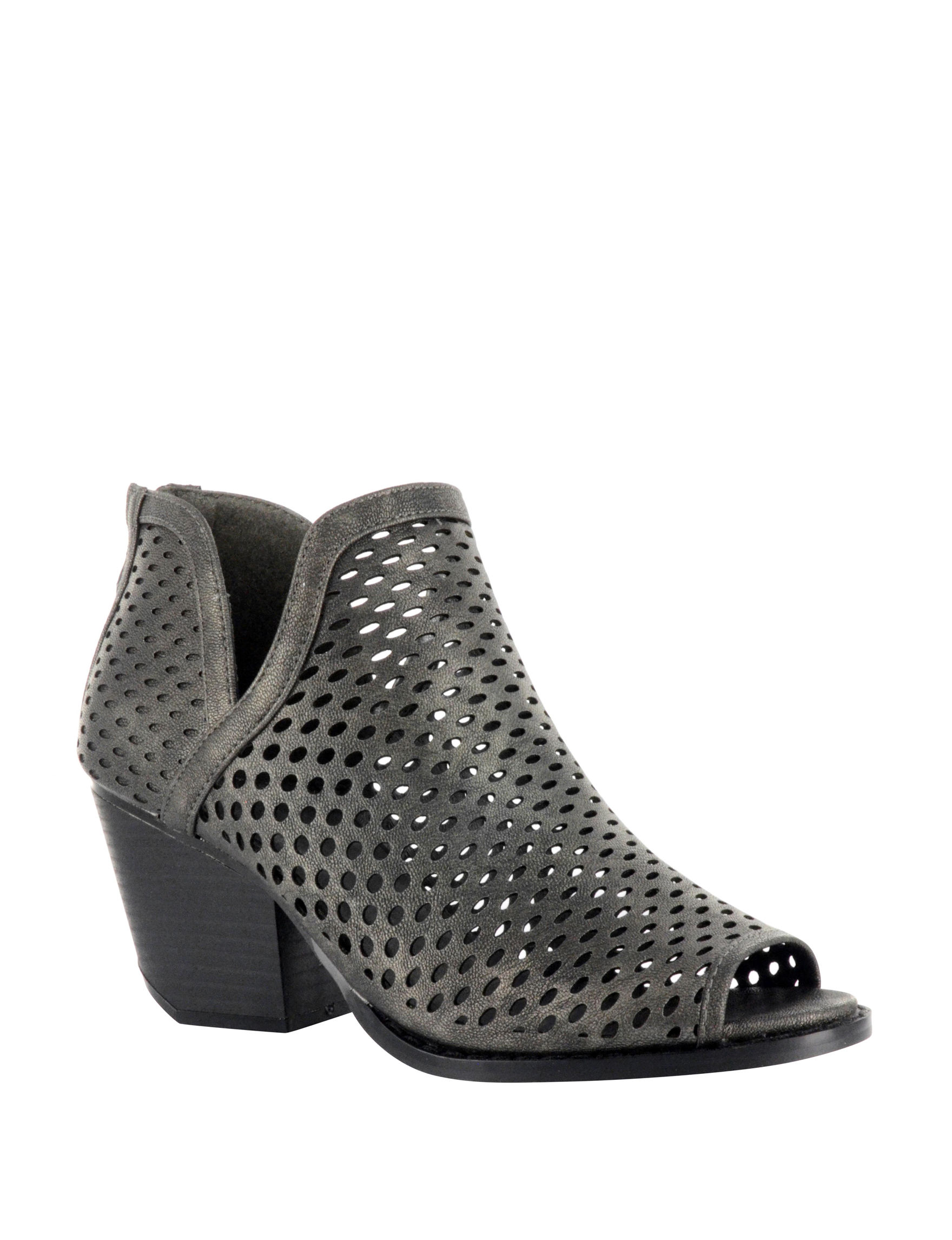 Corkys Pewter Ankle Boots & Booties