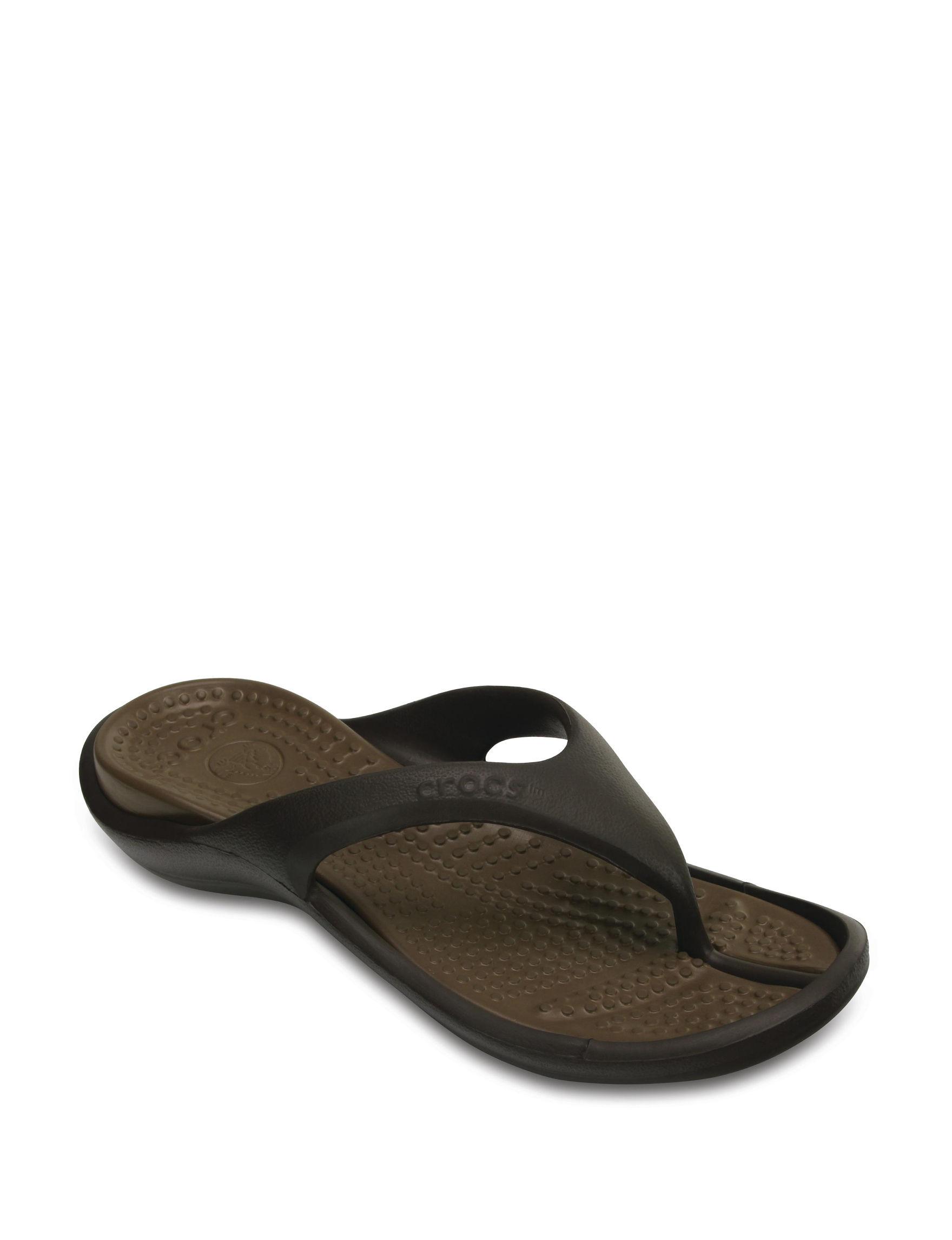 Crocs Dark Brown