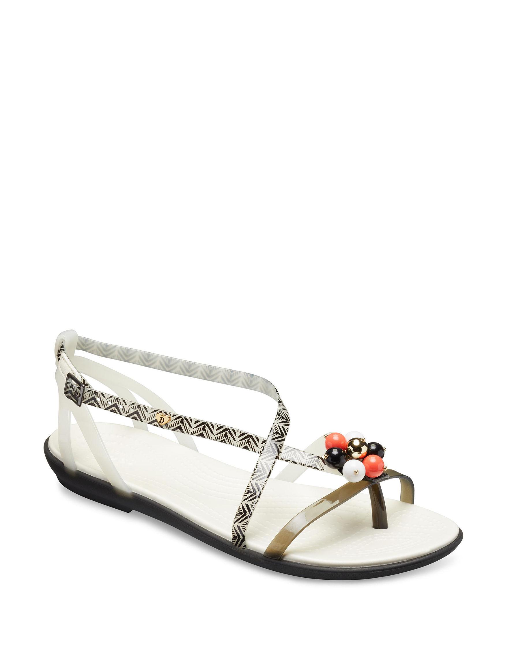 Crocs White Comfort