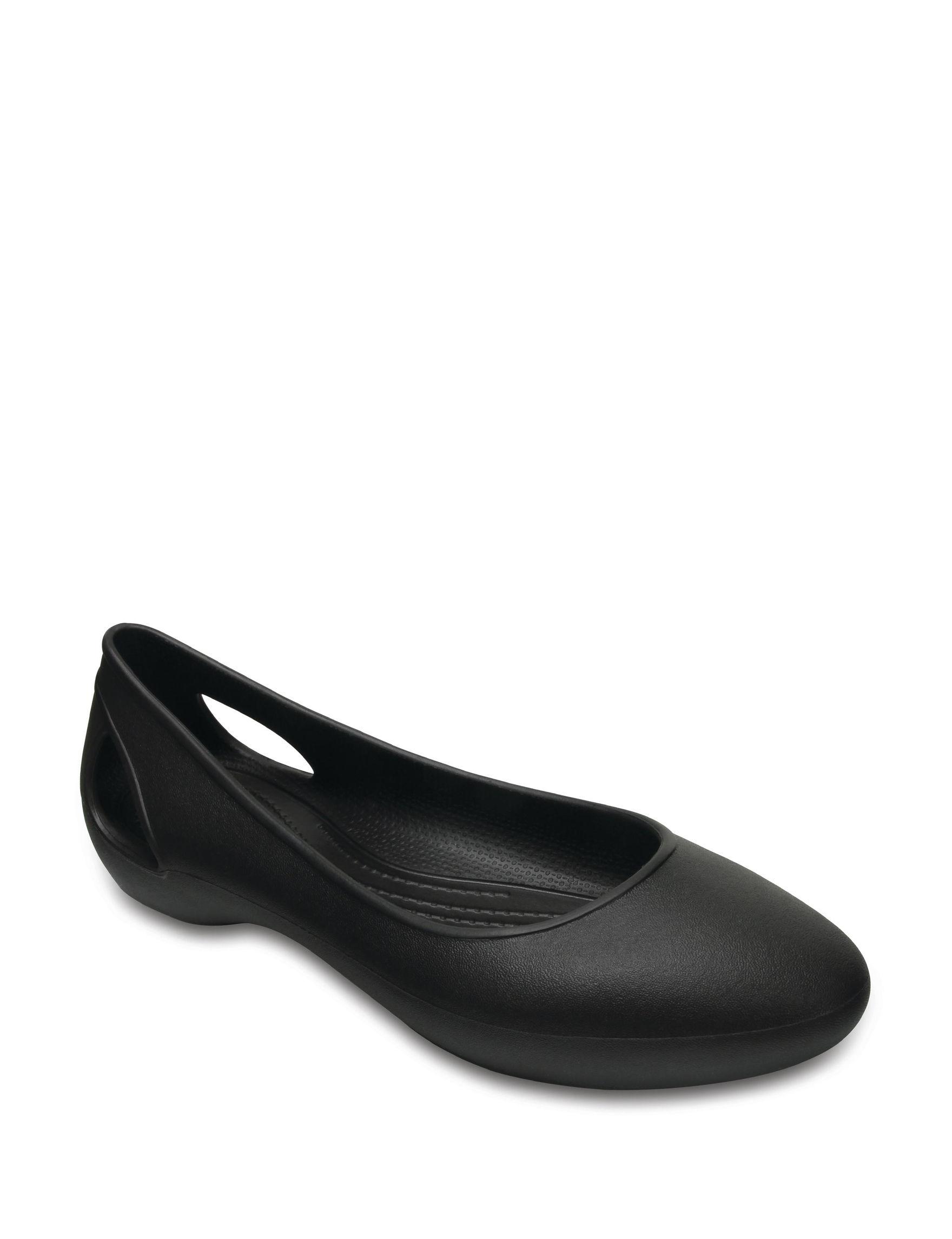 Crocs Black Comfort