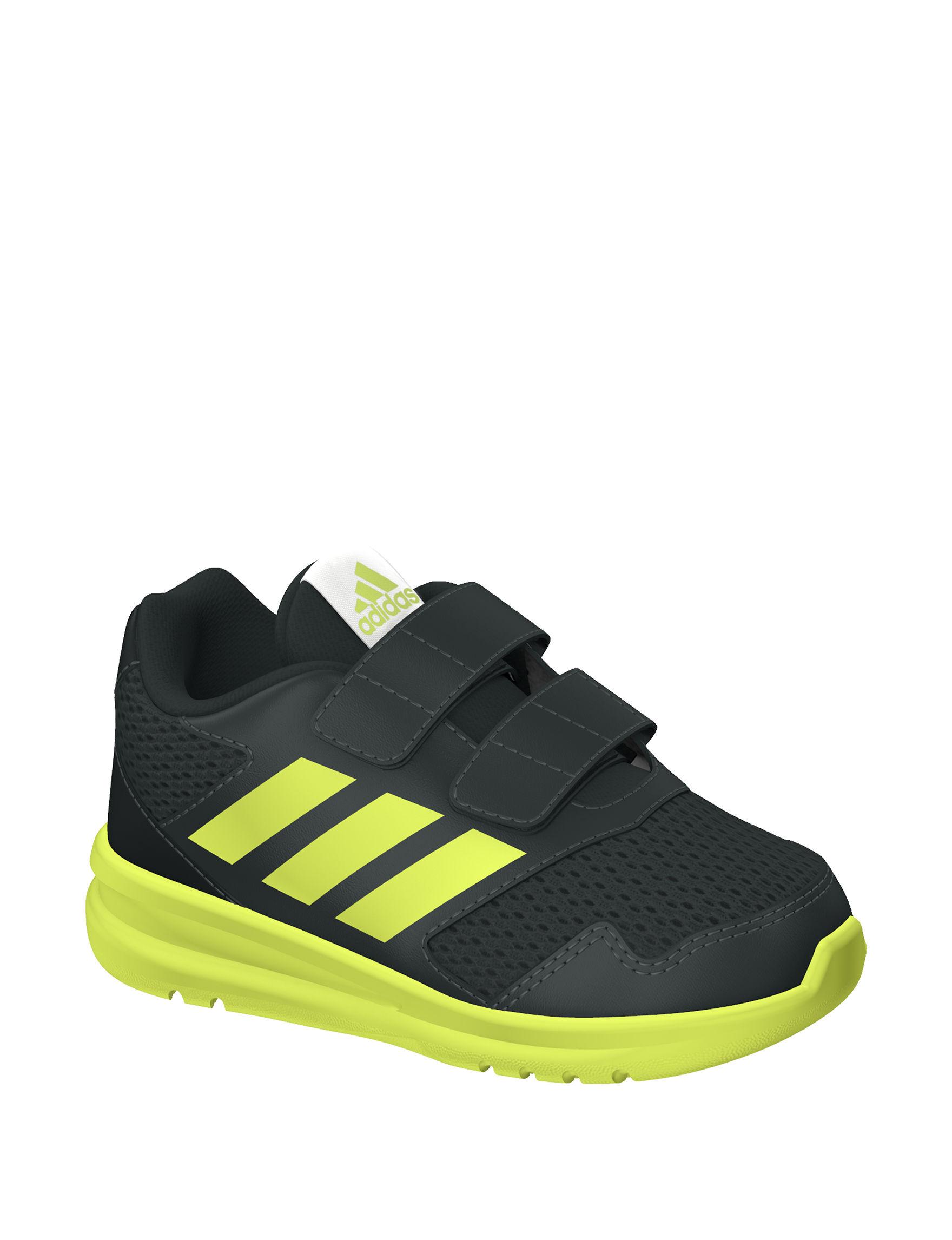 Adidas Grey/ Yellow