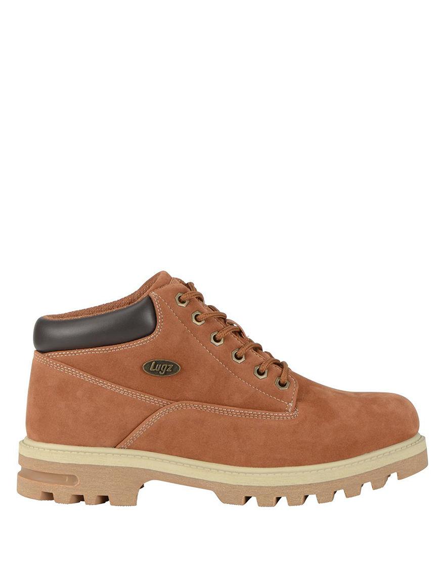 Lugz Brown Slip Resistant Waterproof
