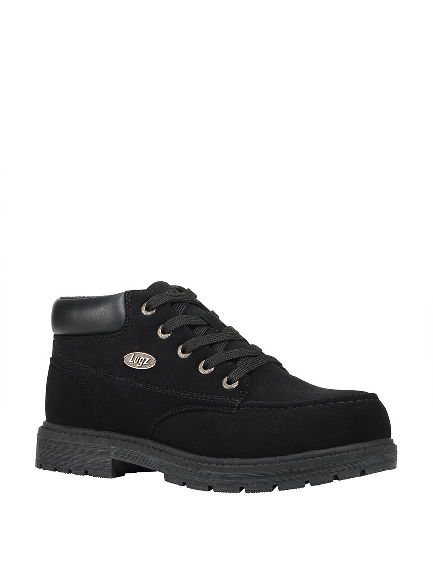 Lugz Black Slip Resistant