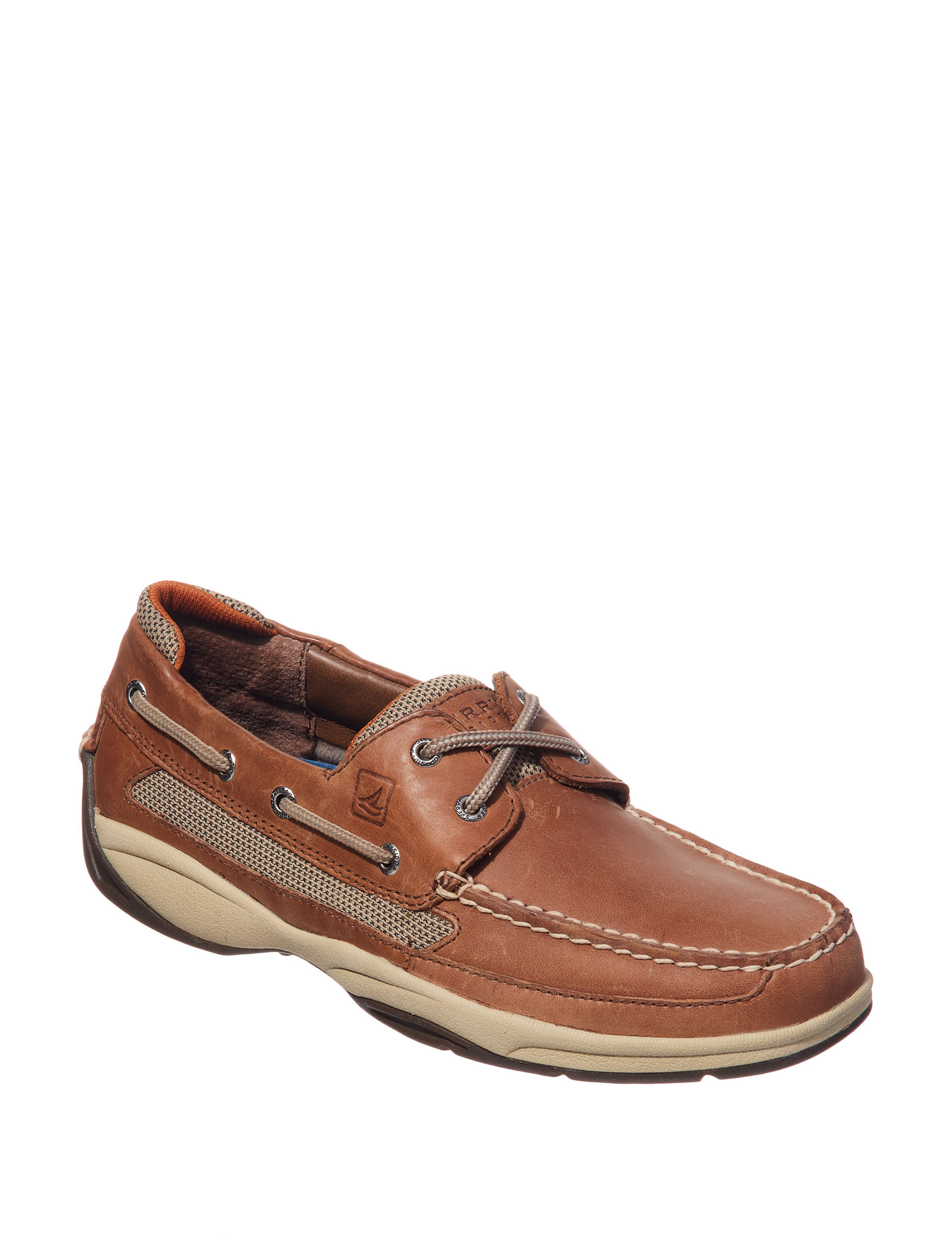 Sperry Dark Tan