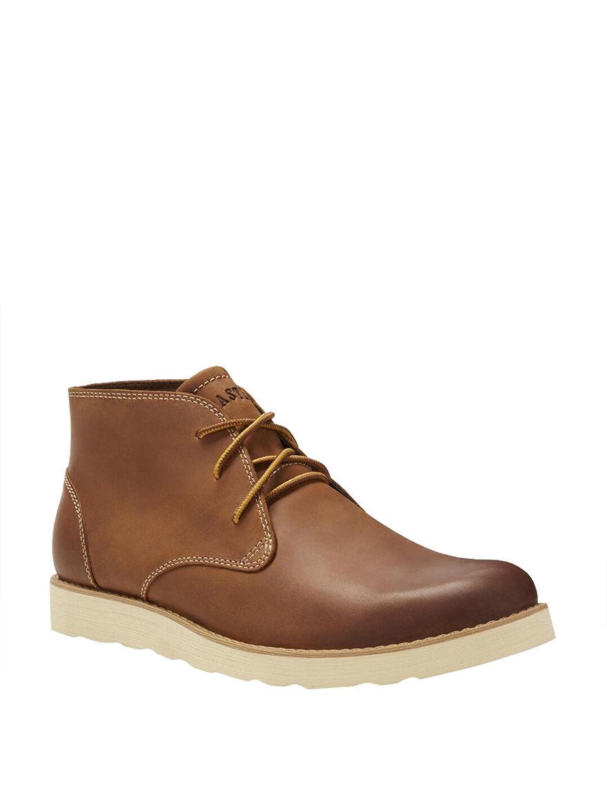 Eastland Dark Brown Chukka Boots