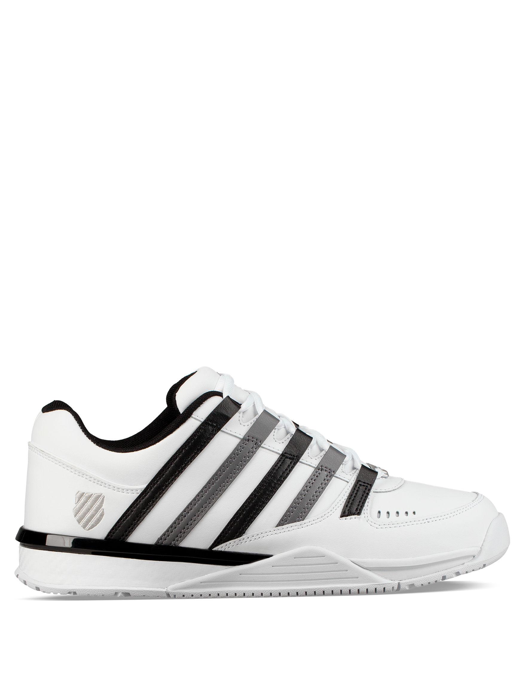 K-Swiss White / Black