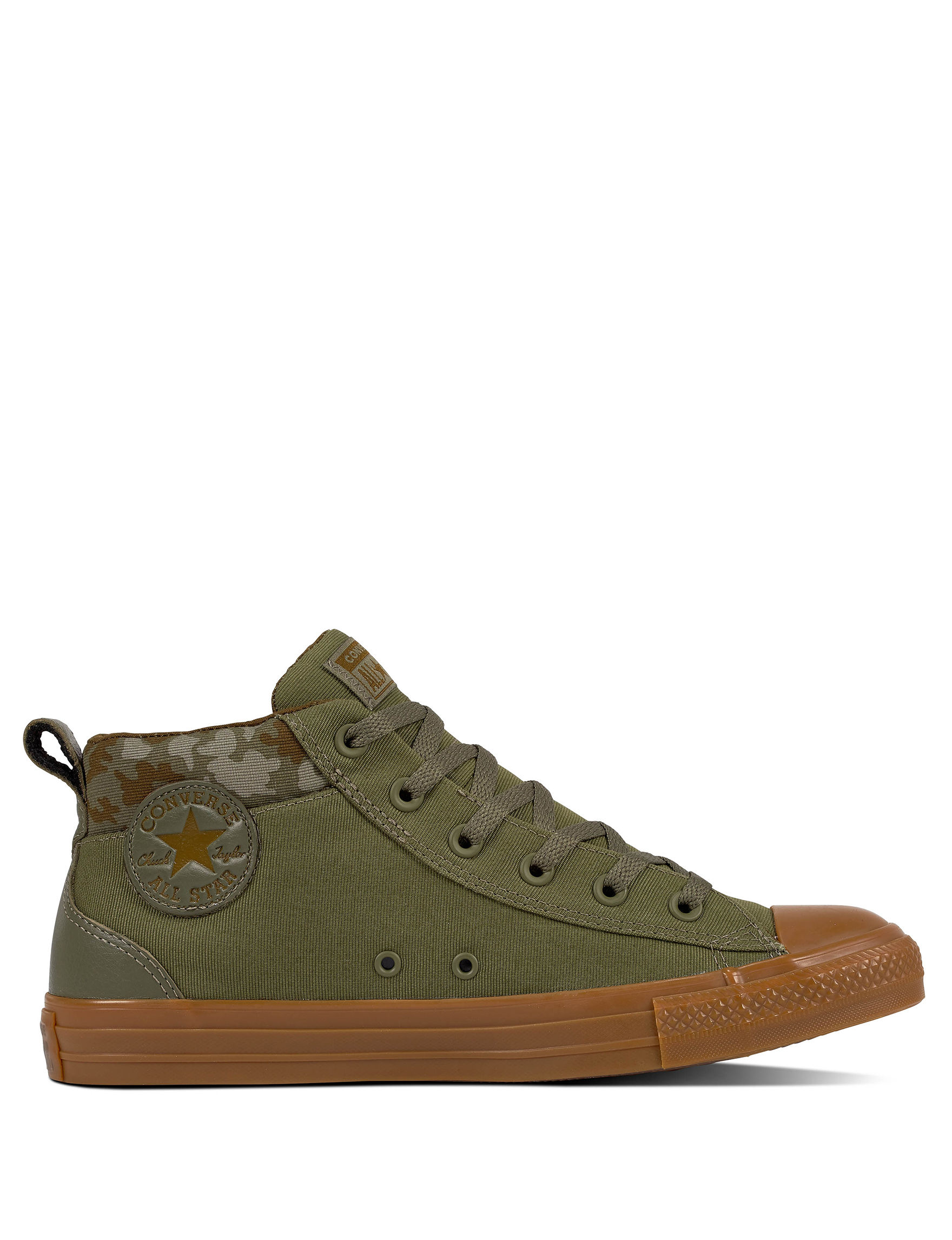 a13c501213a0 Converse Chuck Taylor All Star Street Mid Lace-Up Shoes