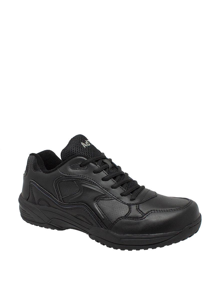 Adtec Black Slip Resistant