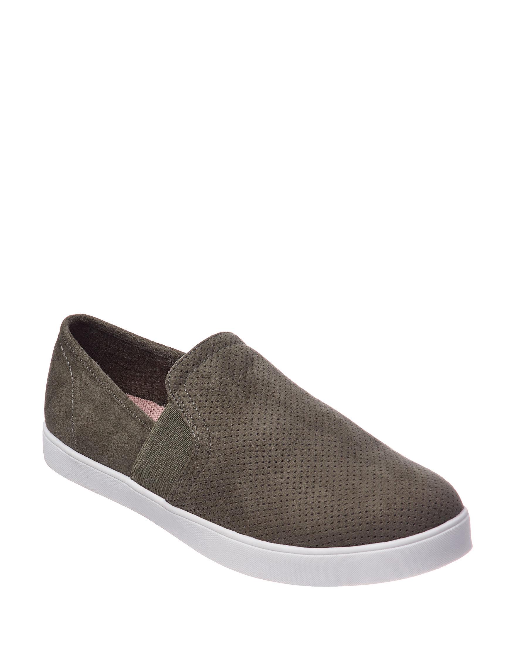 Dr. Scholl's Olive Comfort Shoes