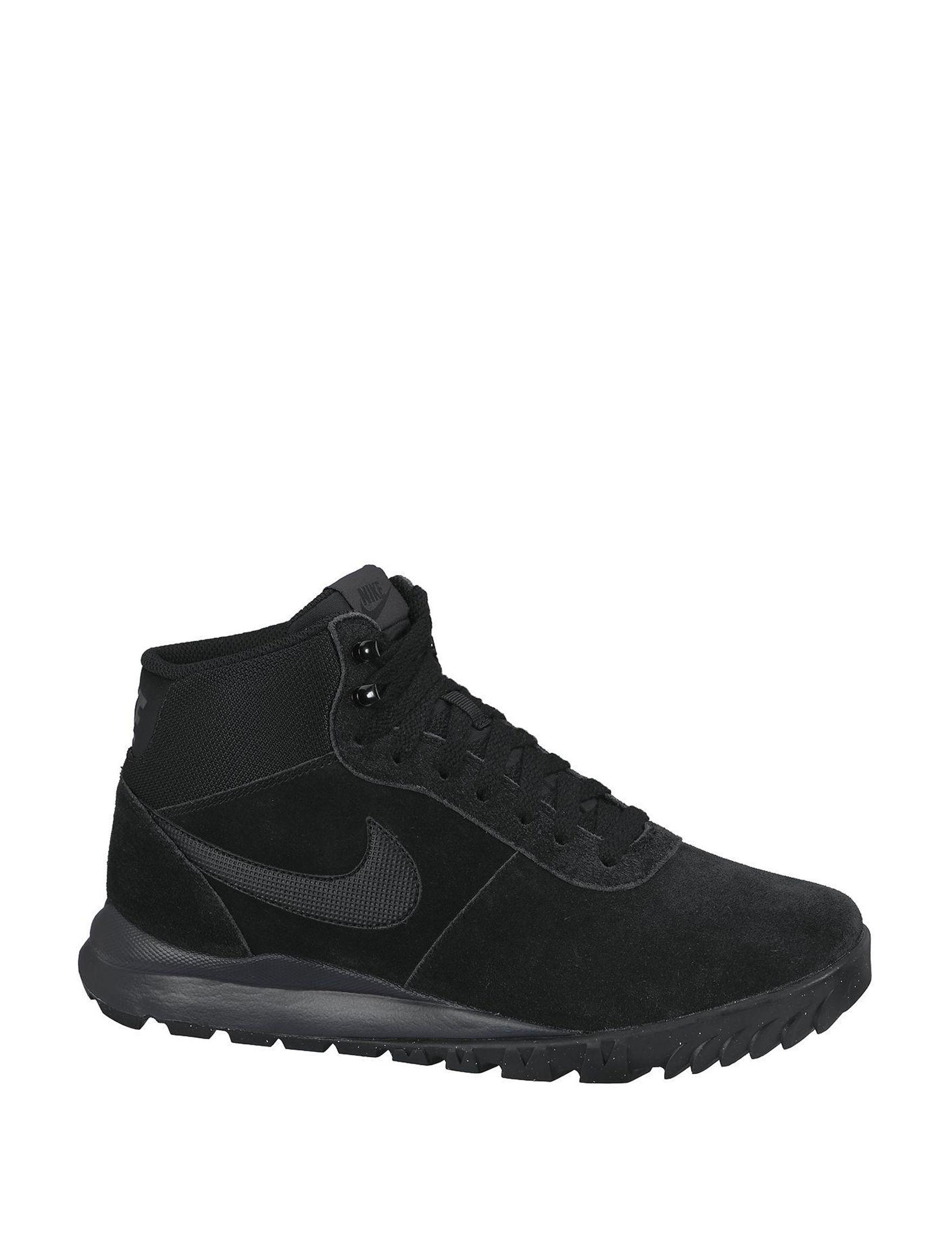 a429da3207d274 Nike Men s Hoodland Suede Winter Shoes