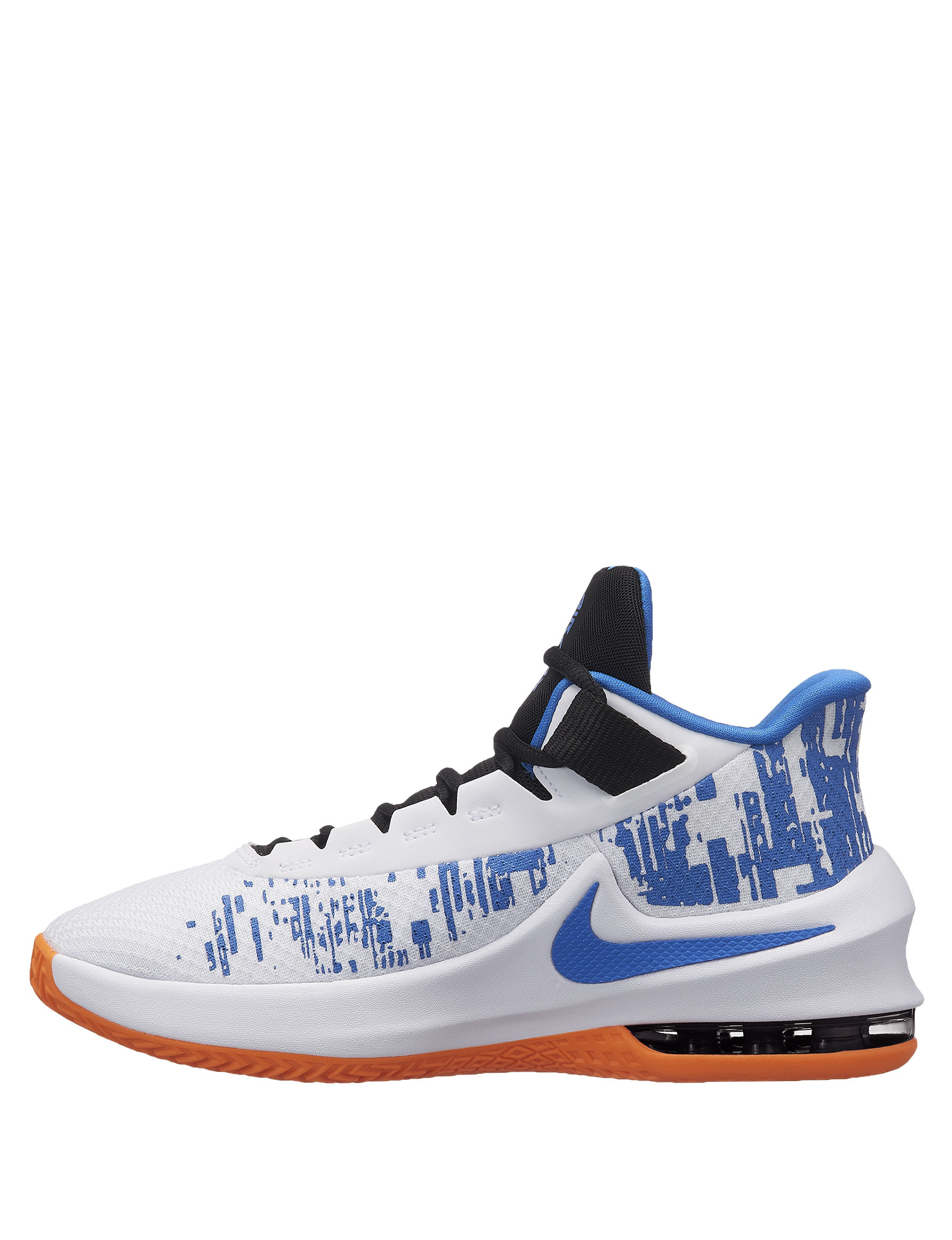 7ccfcfa579 Nike Air Max Infuriate 2 Mid Basketball Shoes - Boys 4-7 | Stage Stores