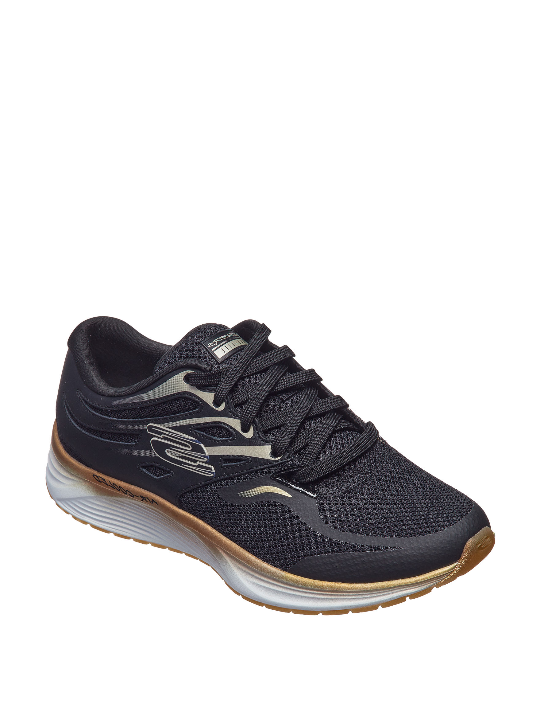 Skechers Black / Gold