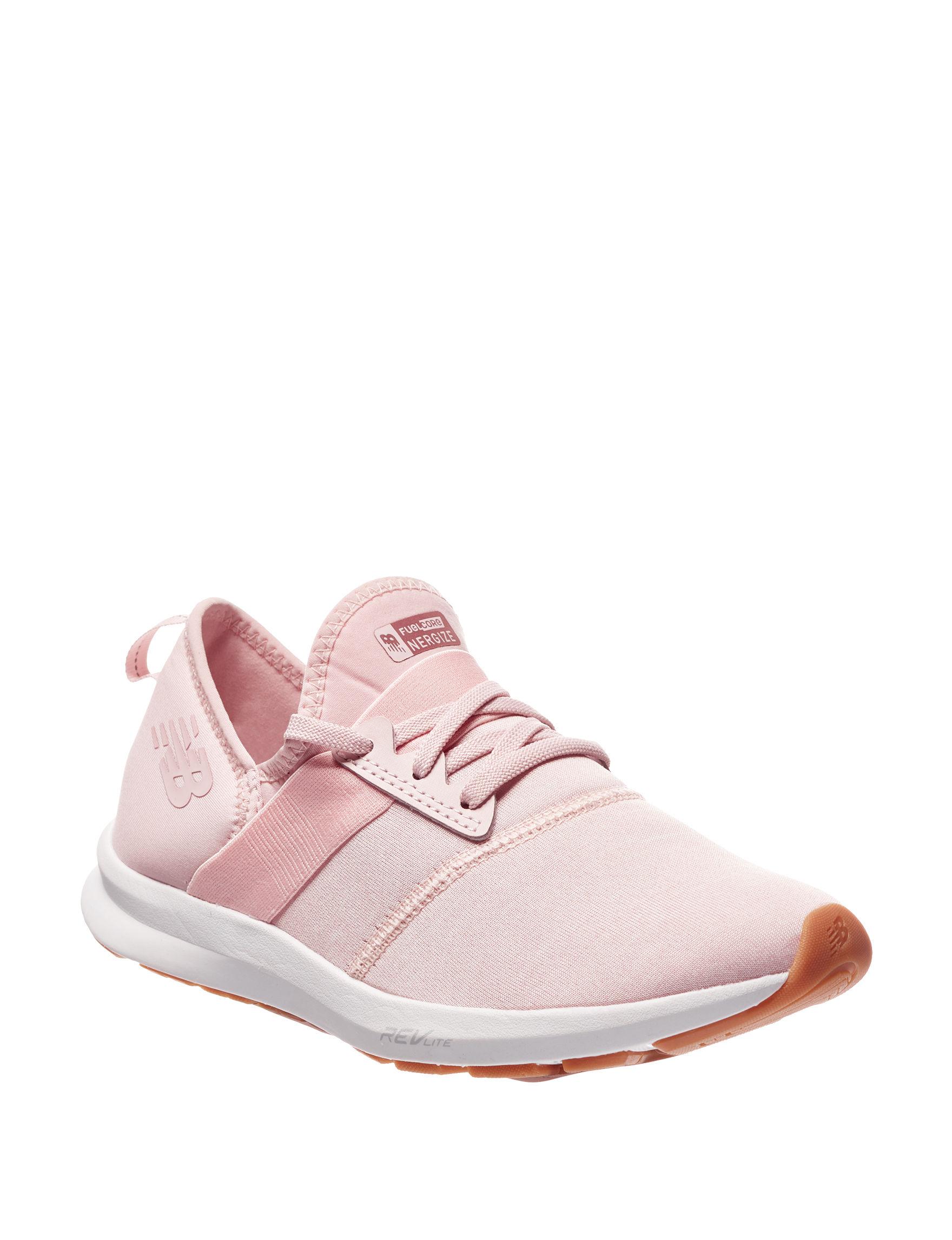 New Balance Pink Comfort Shoes