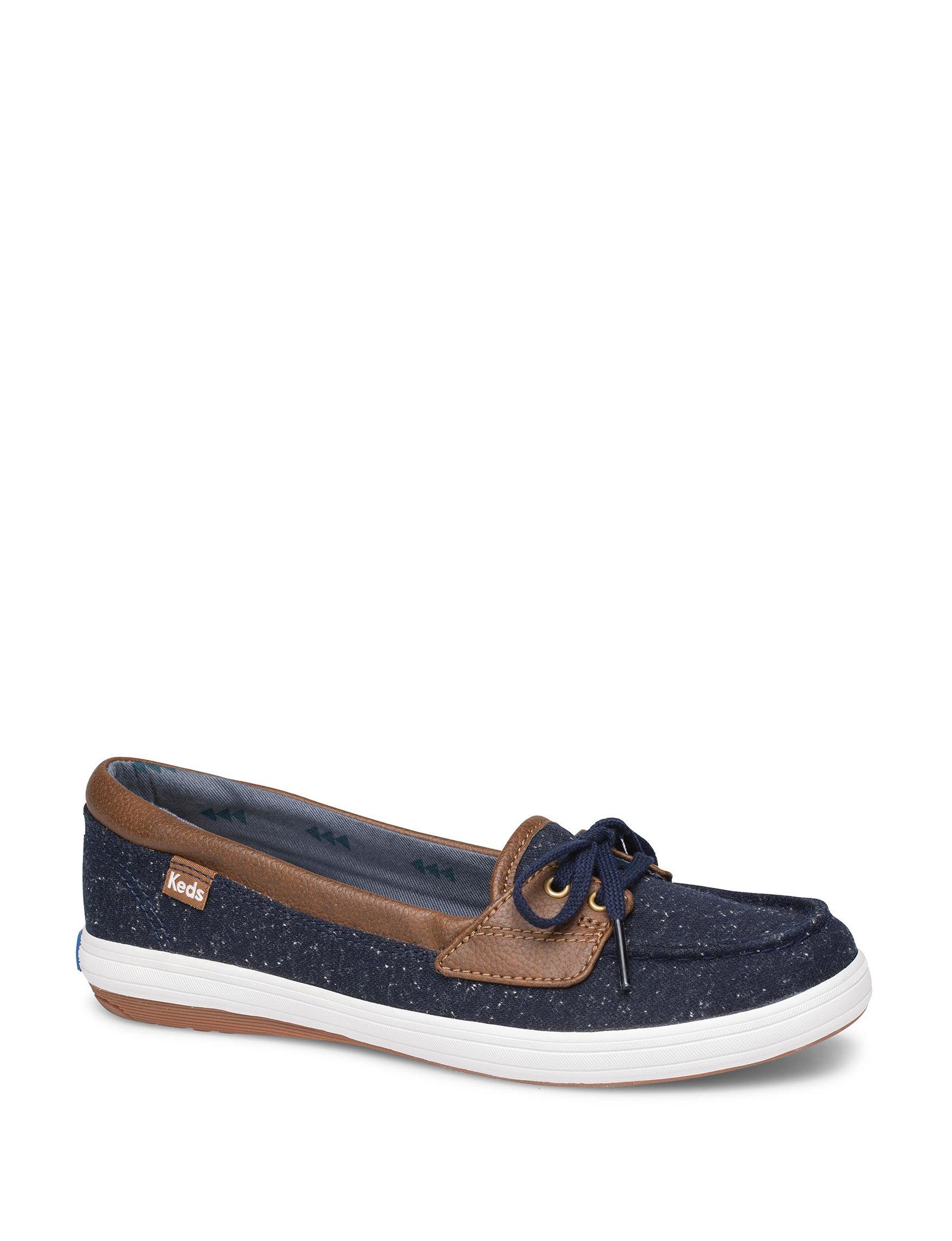 Keds Navy Comfort Shoes