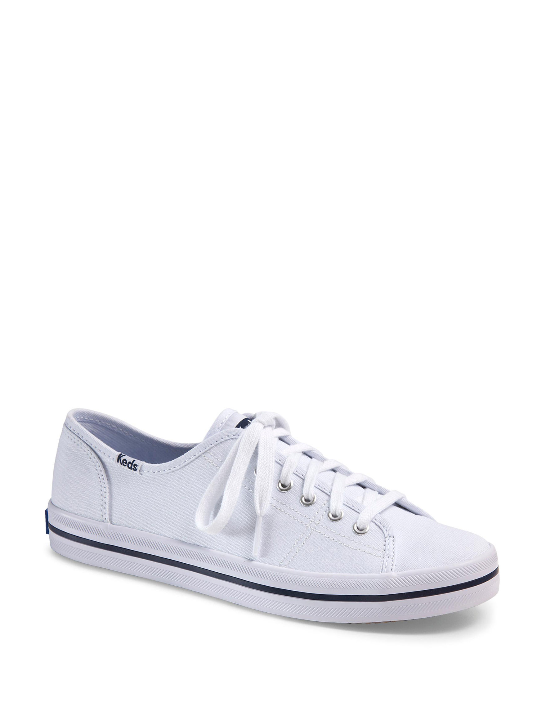 Keds White Comfort Shoes