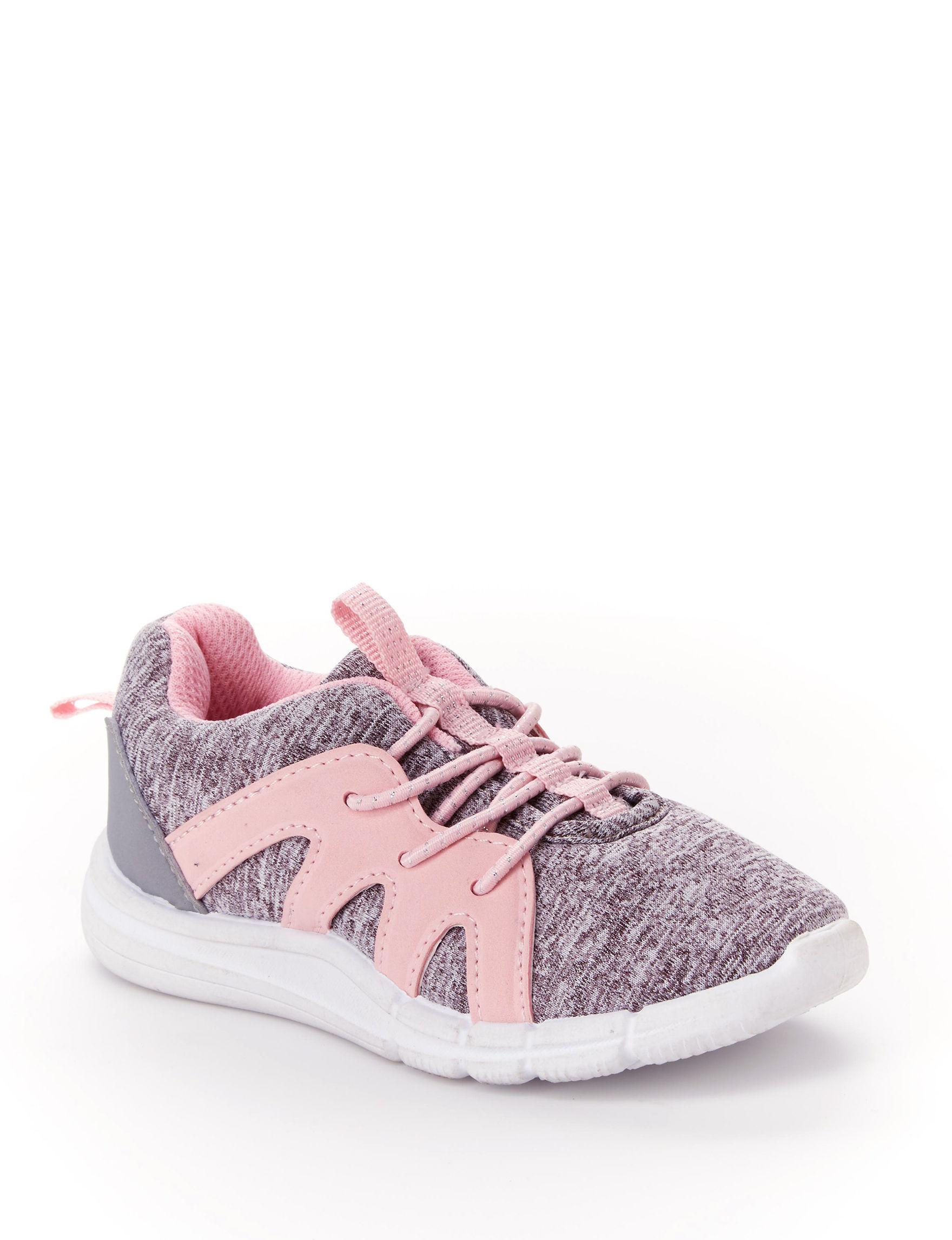 Oshkosh B'Gosh Grey / Pink