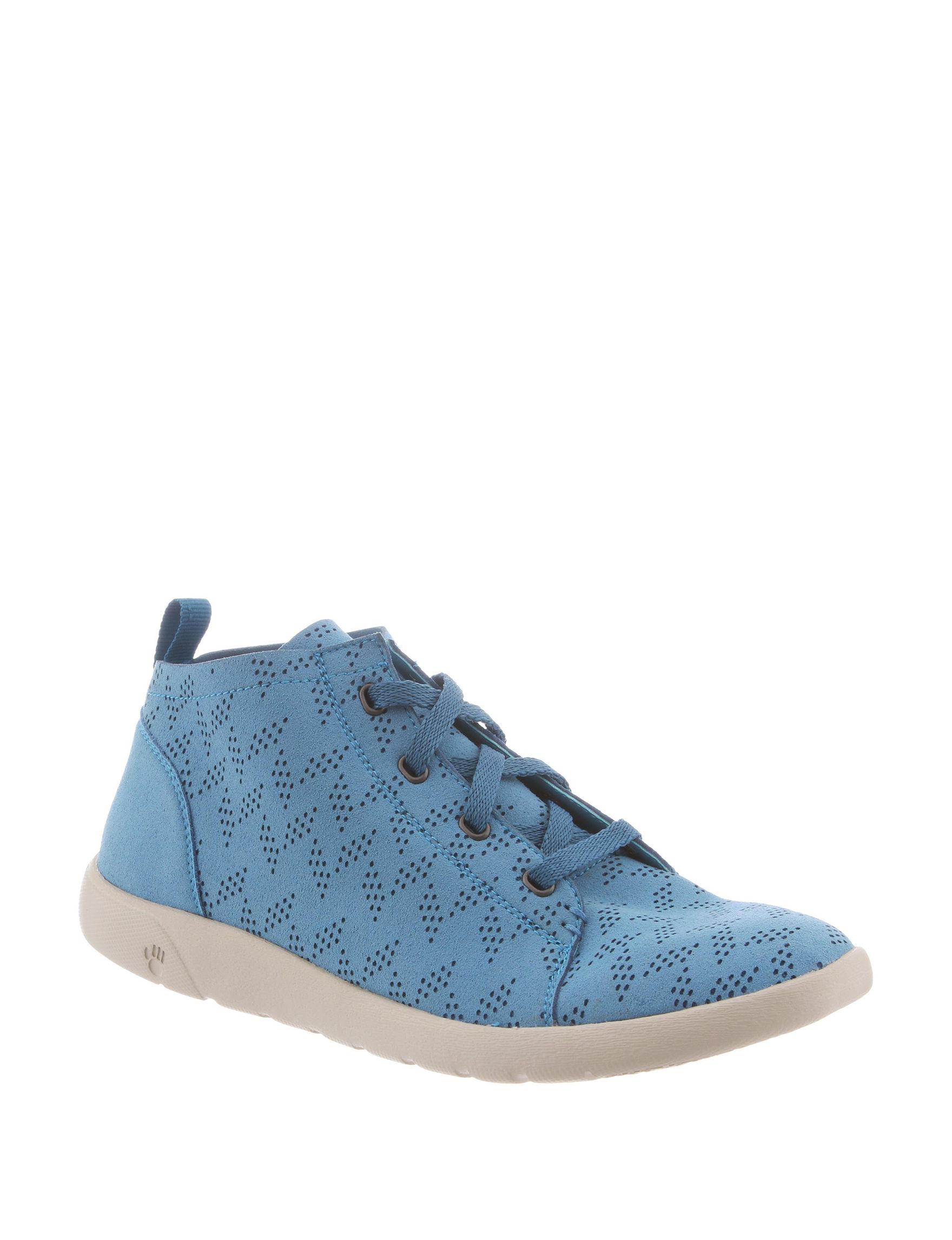 Bearpaw Blue Chukka Boots