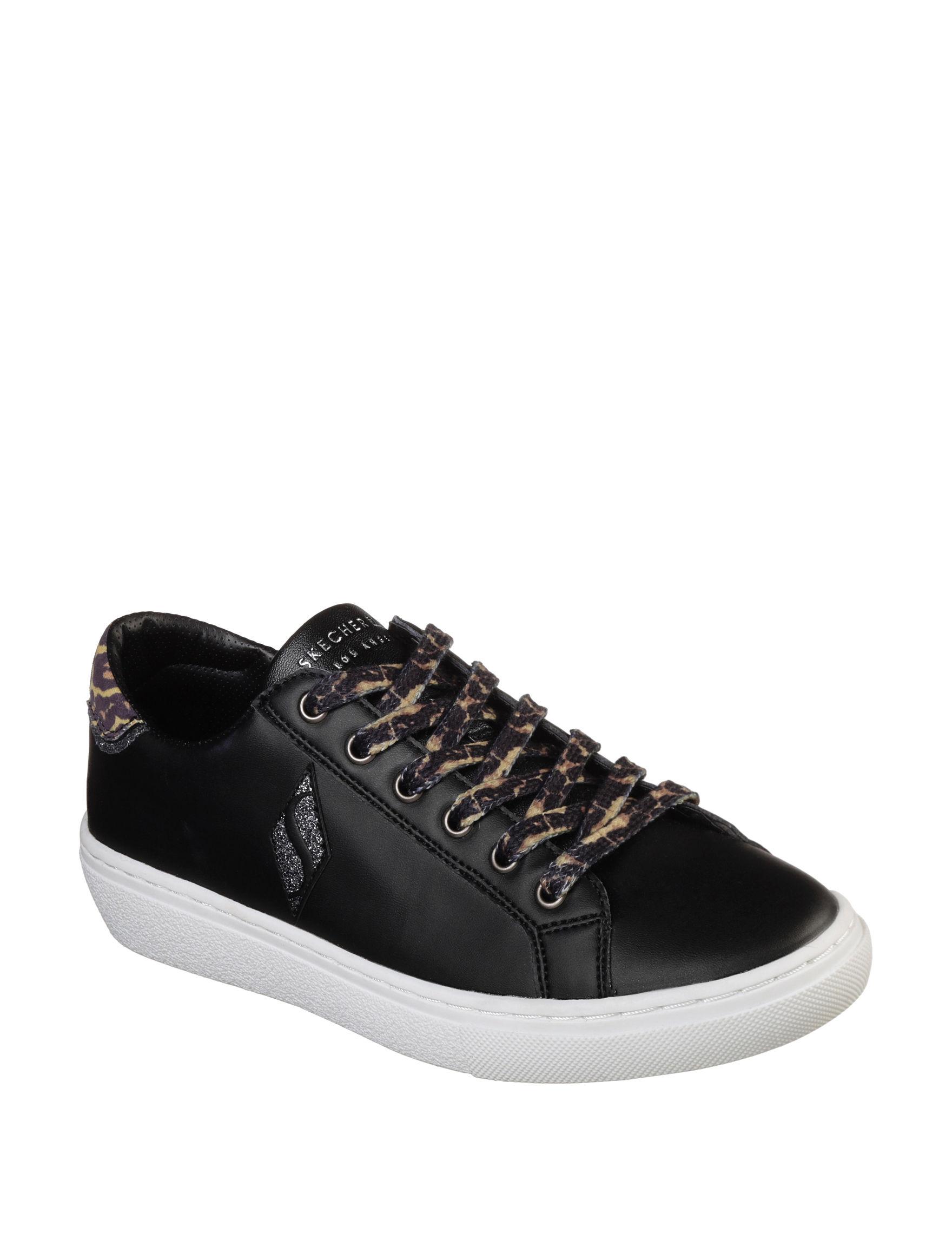 Skechers Black Comfort Shoes