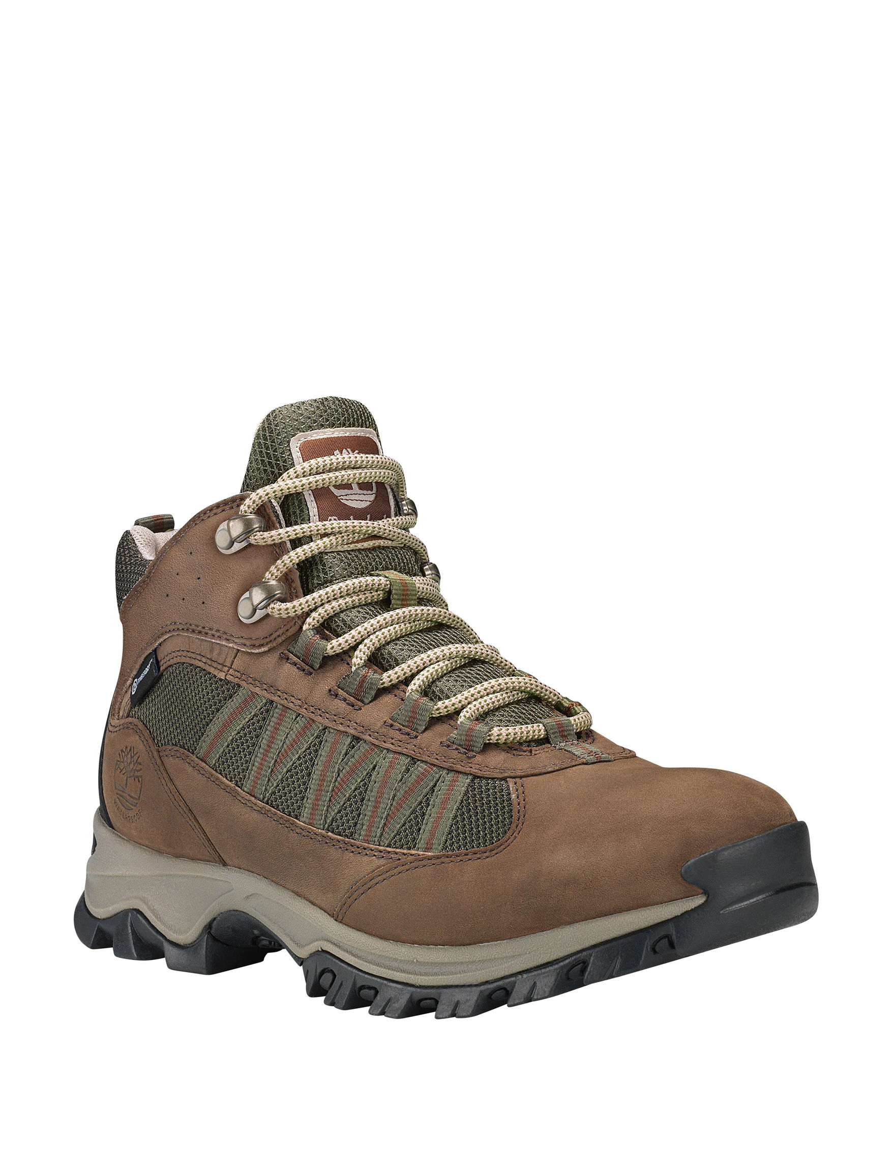 Timberland Brown Hiking Boots